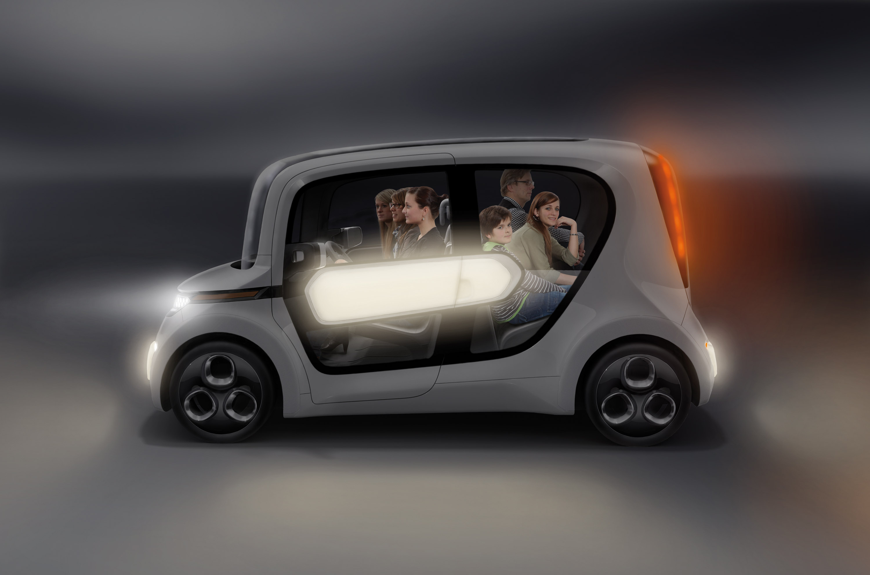 2012 Edag Light Car Sharing Concept Car Picture 66051