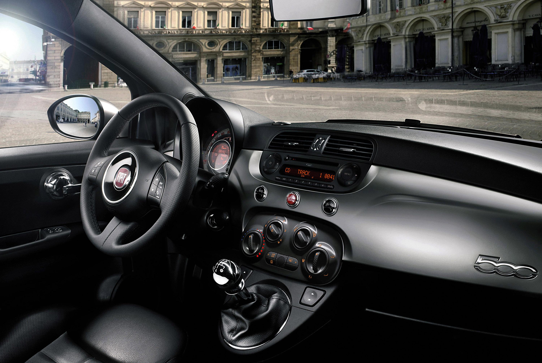 2012 fiat 500 twinair for Fiat 500 interieur