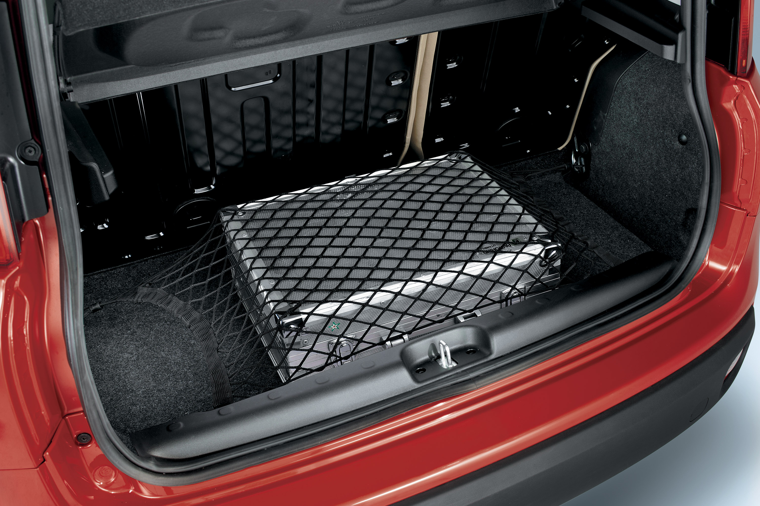 Wide Range Of Accessories For 2012 Fiat Panda