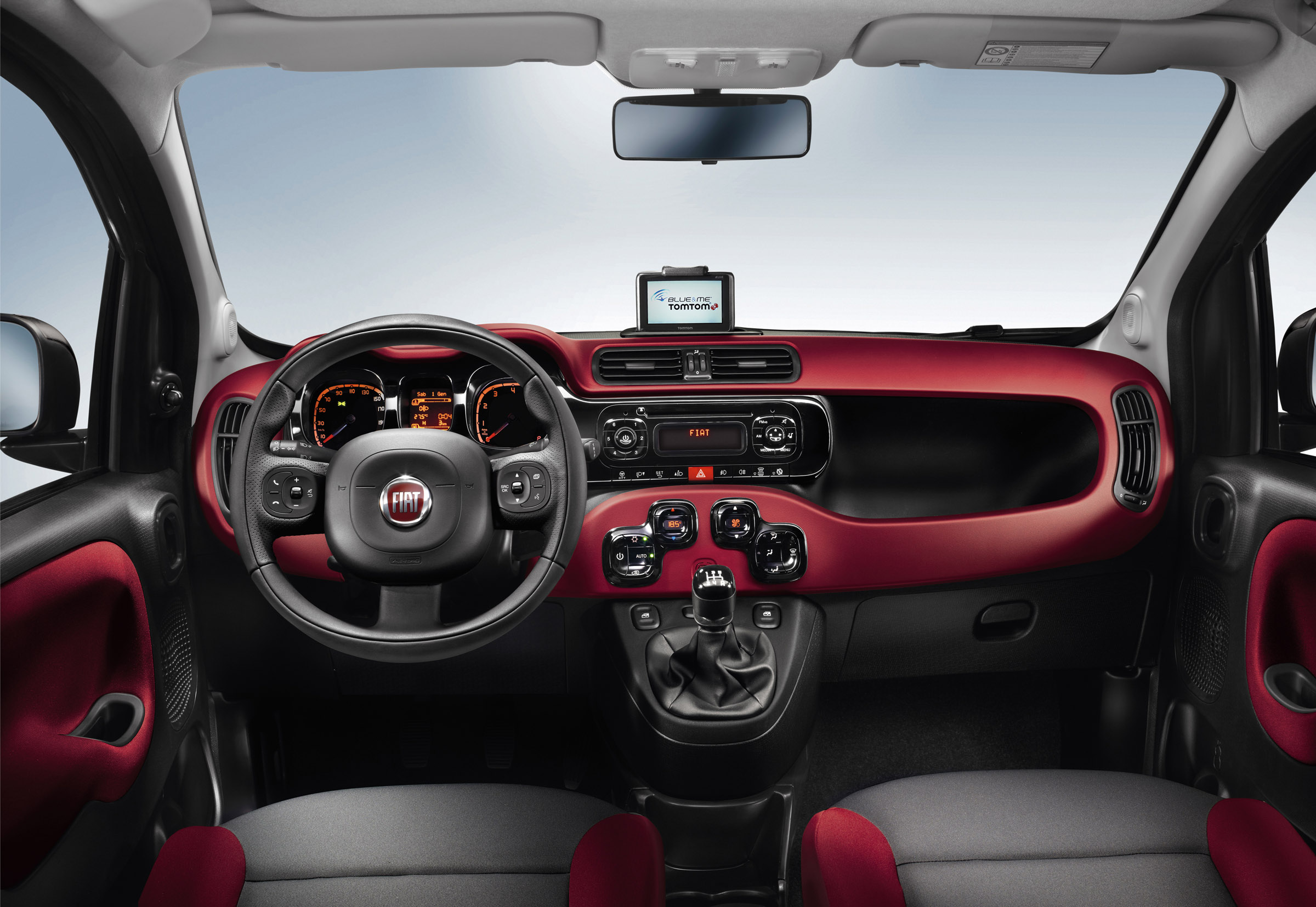 2012 Fiat Panda Picture 62226