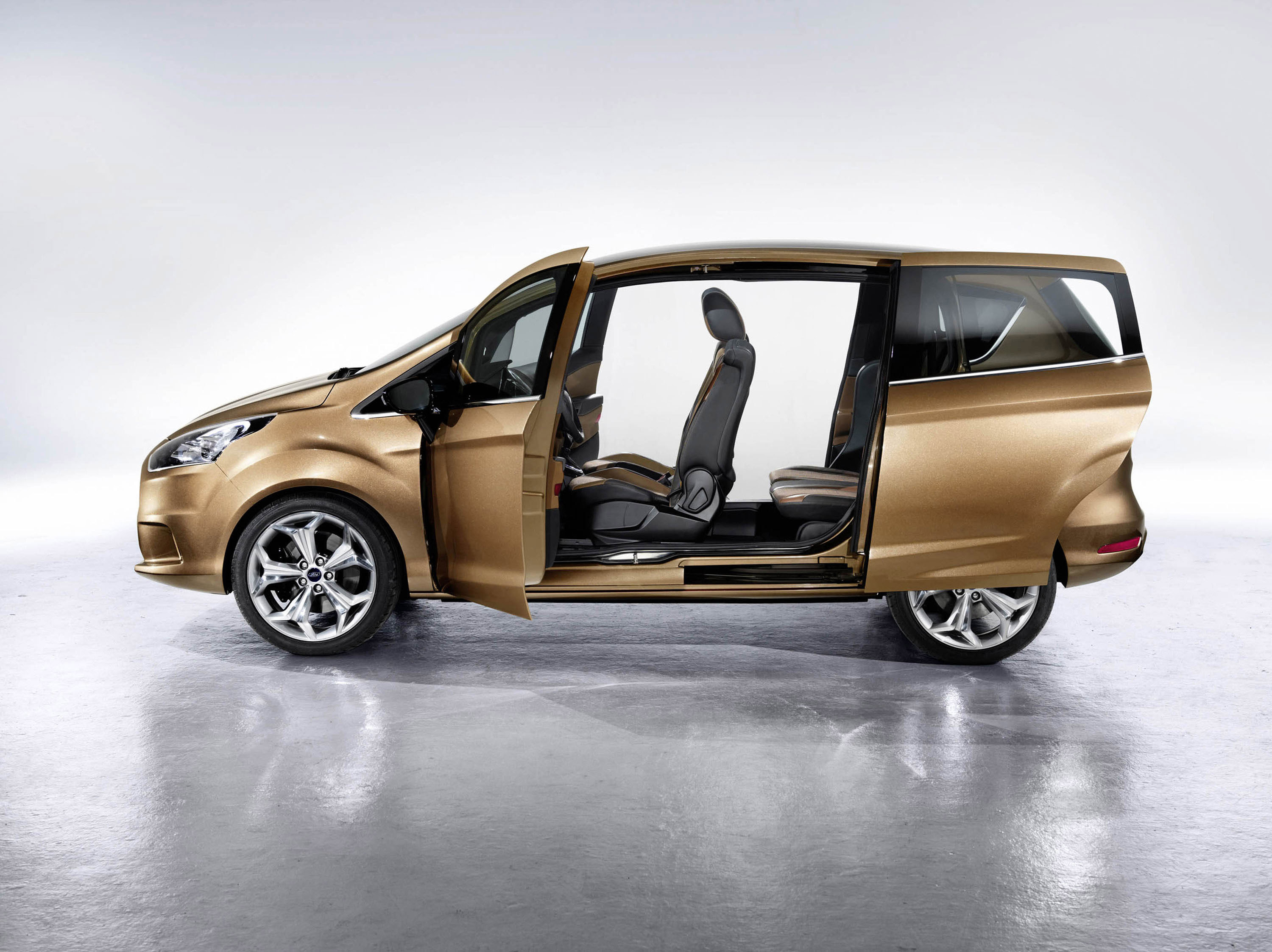 2012 Ford B Max 10 Ecoboost 2 Of