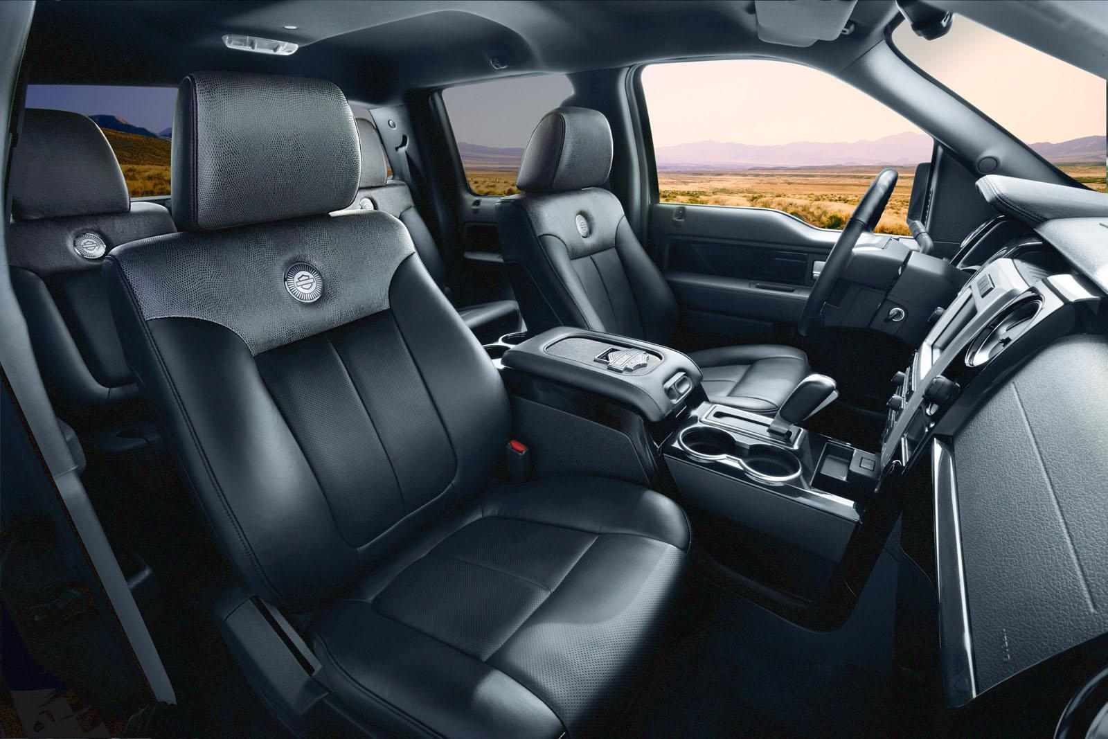 2012 Ford F-150 Harley Davidson Edition - Picture 57354