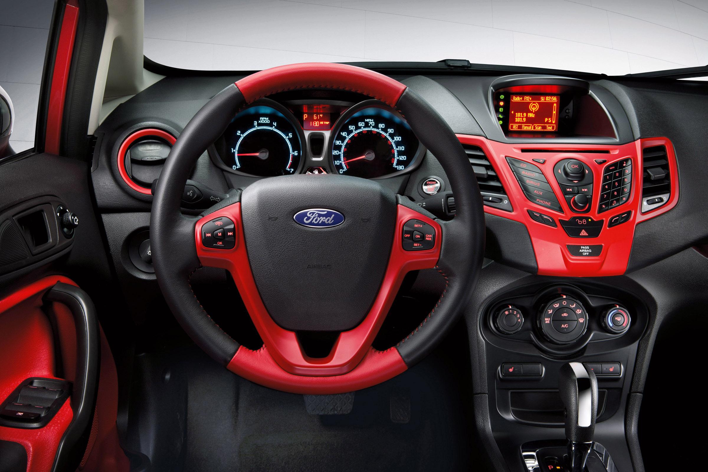 2012my Ford Fiesta