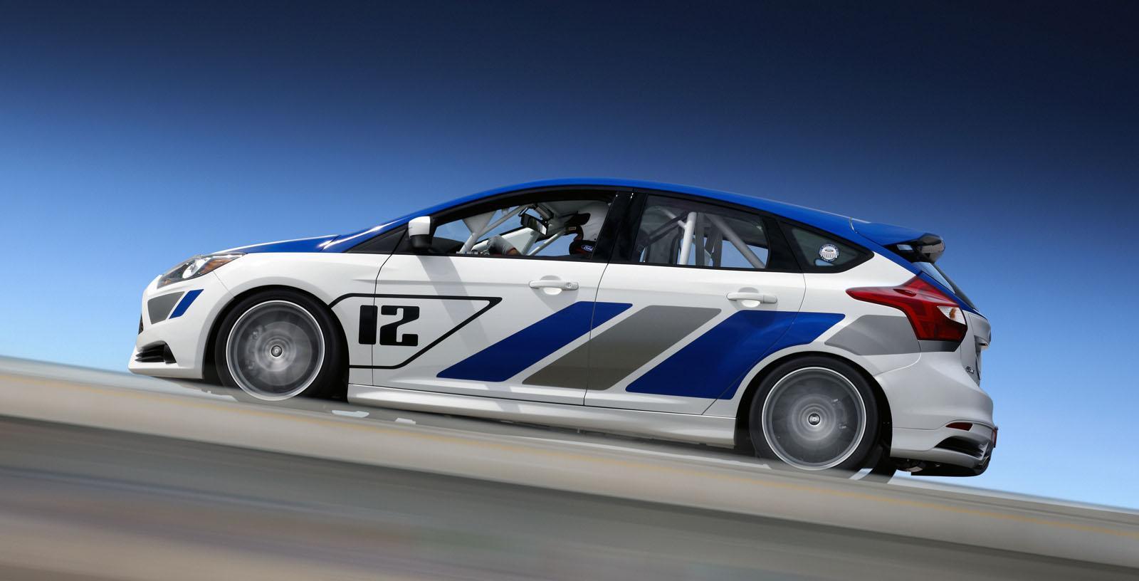2012 Ford Focus ST-R Race Car Price