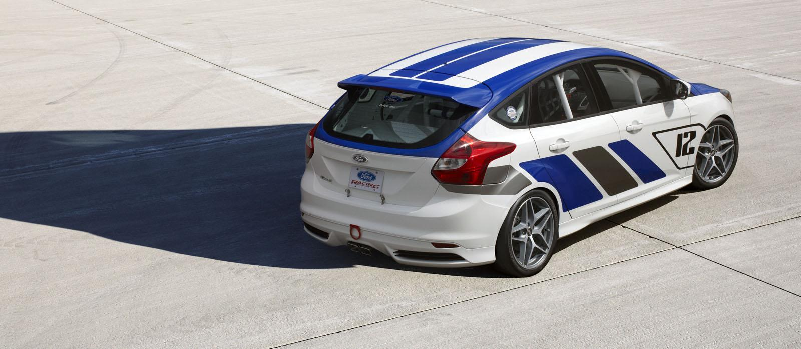 2012 Ford Focus St R Race Car Picture 62196