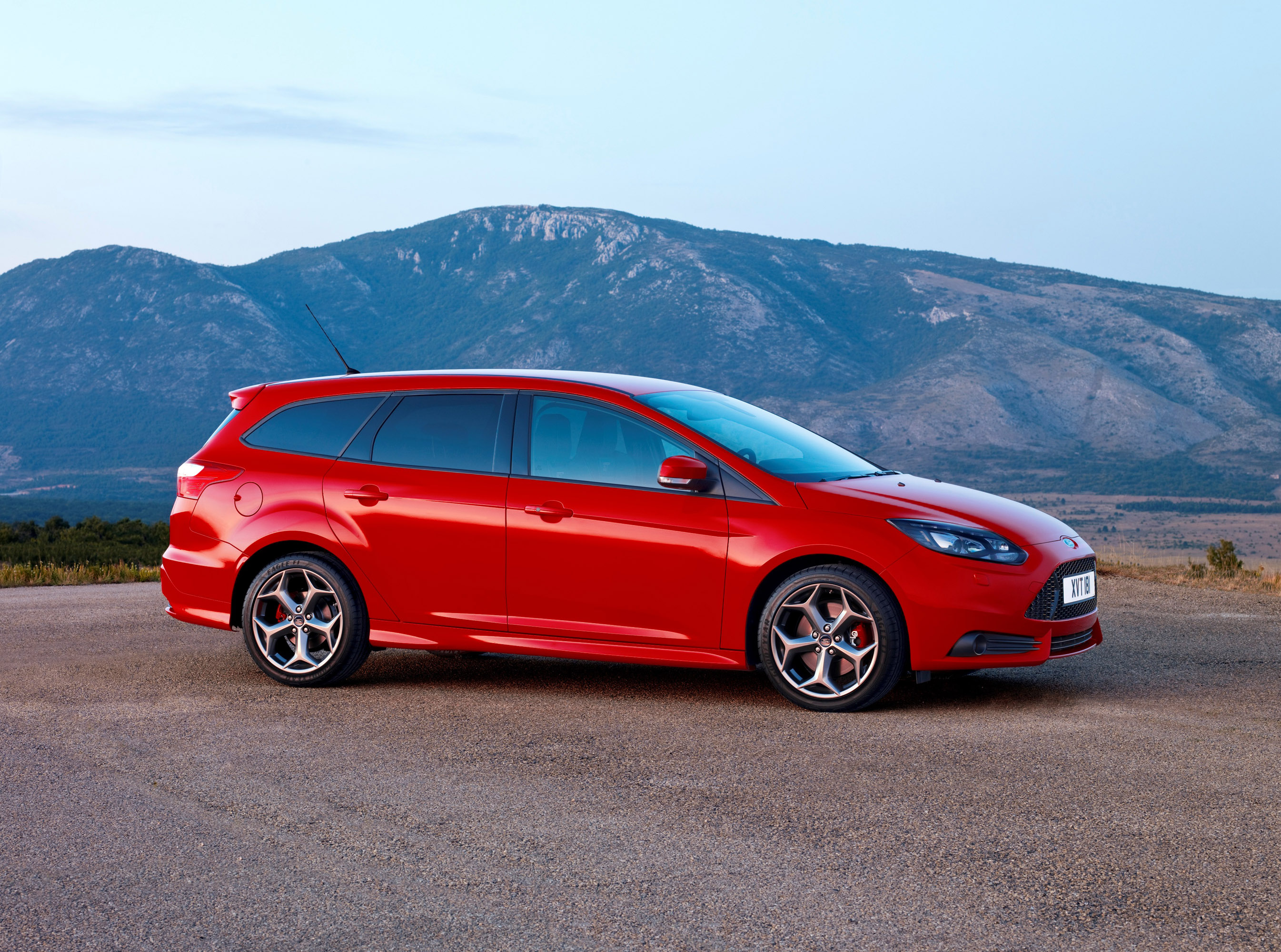 2012 Ford Focus St 5 Door And Wagon