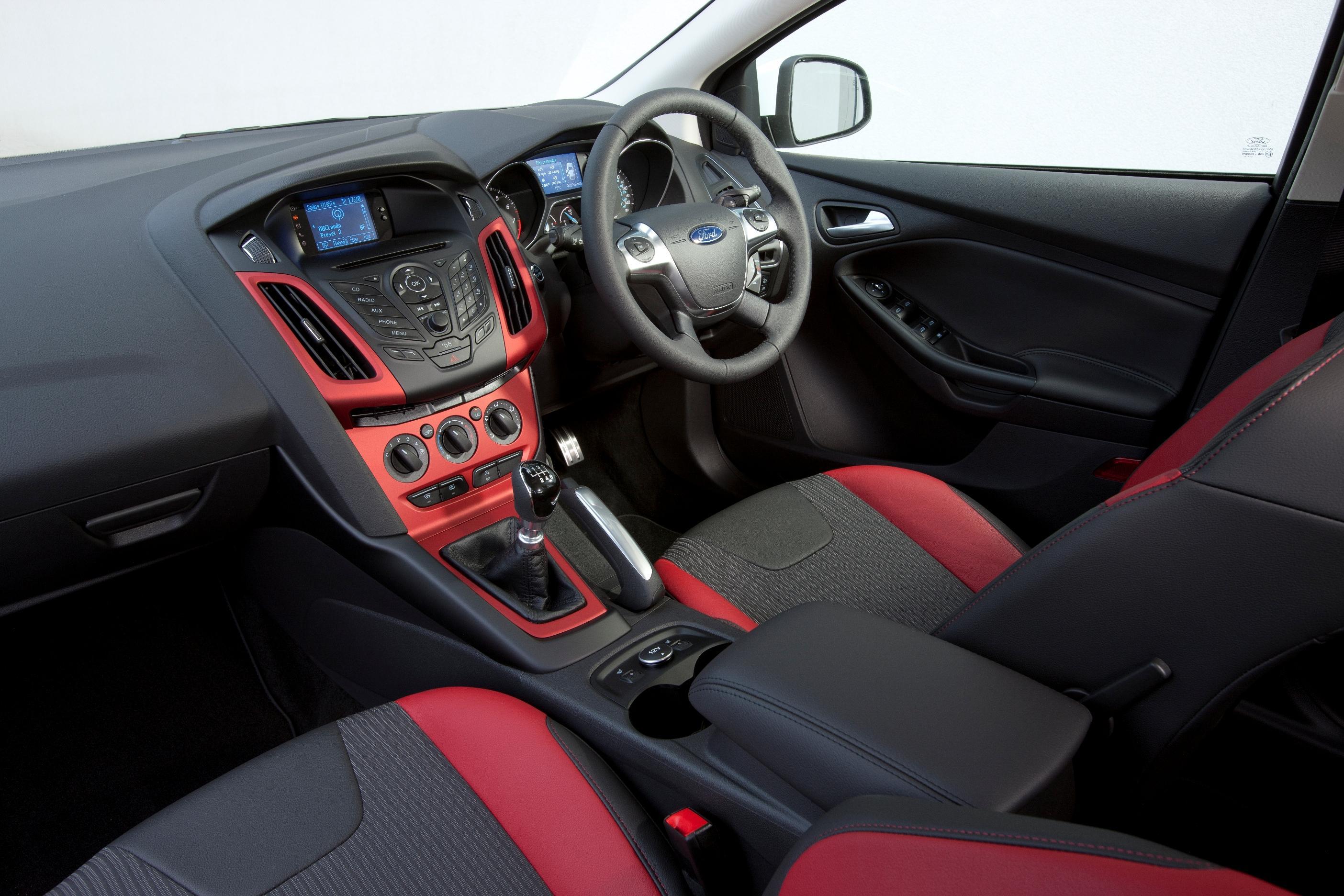 2012 Ford Focus Titanium Manual Transmission Daily Instruction 2014 Diagram Zetec S Price 18 745 Rh Automobilesreview Com Interior