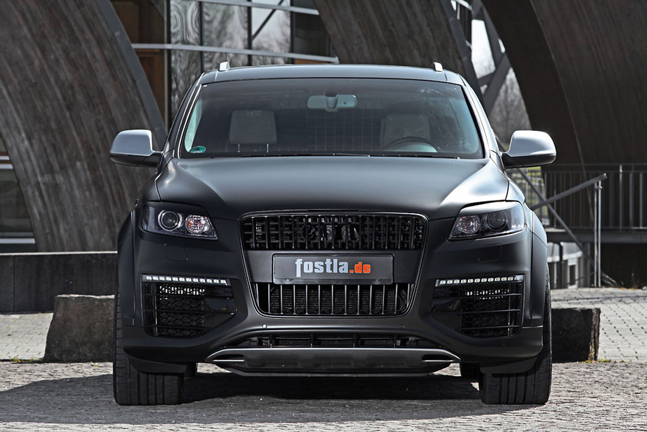 fostla audi  suv  offering  horsepower
