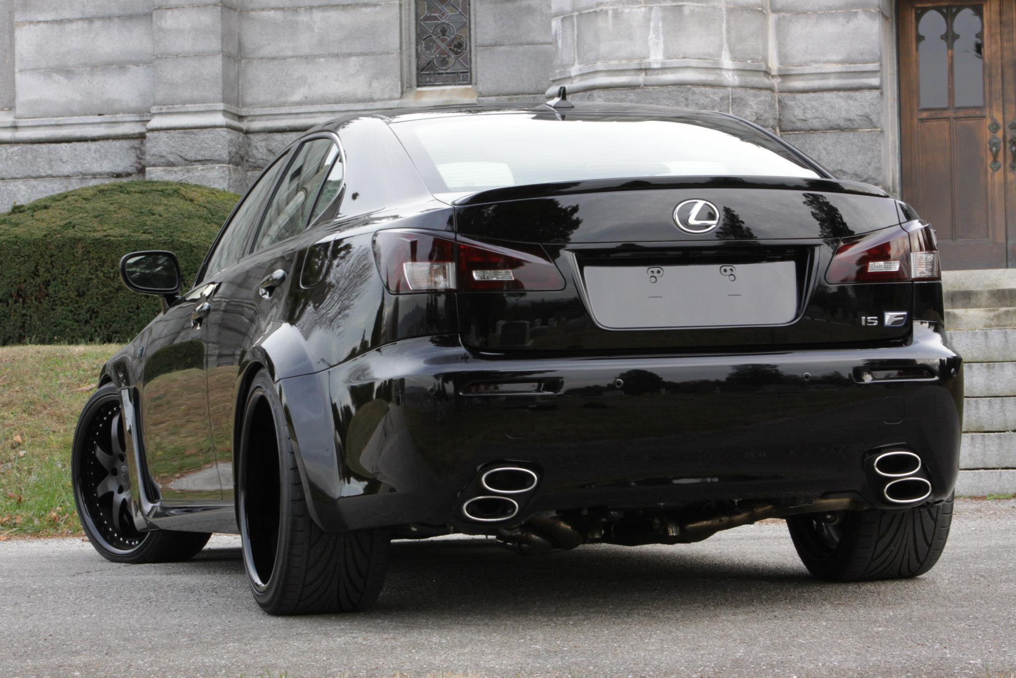 2012 Fox Marketing Lexus Is F Twin Turbo Picture 77415