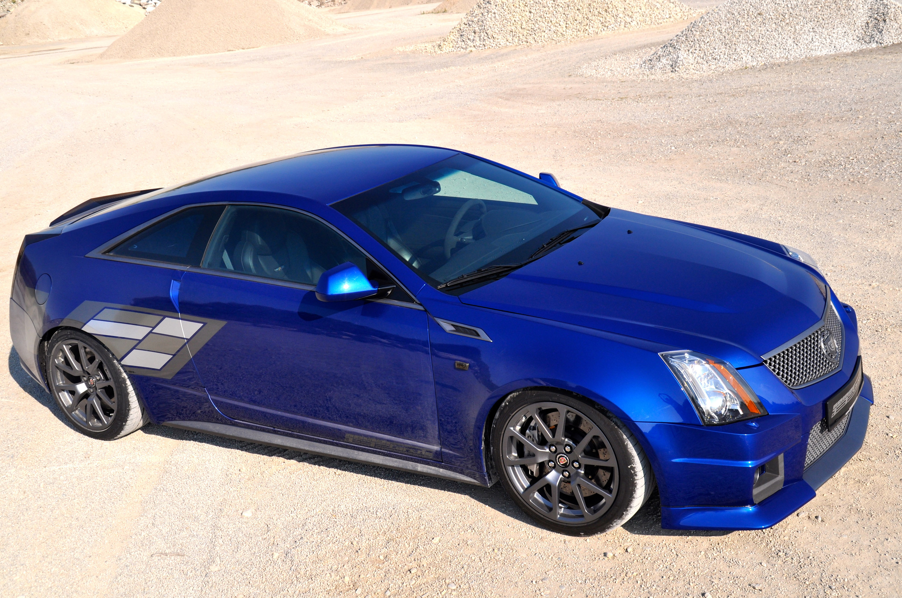 2012 Geigercars Cadillac Cts V Picture 81167