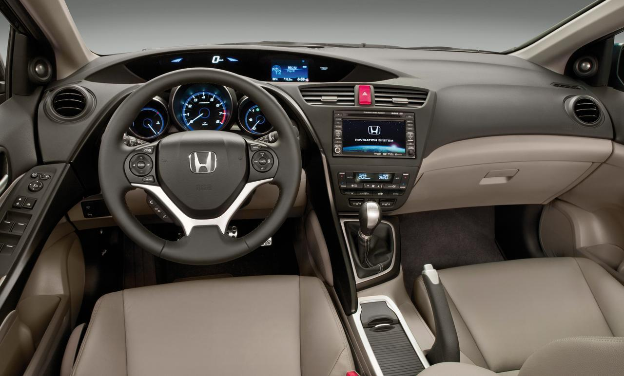2012 Honda Civic 5 Door Eu Picture 60053