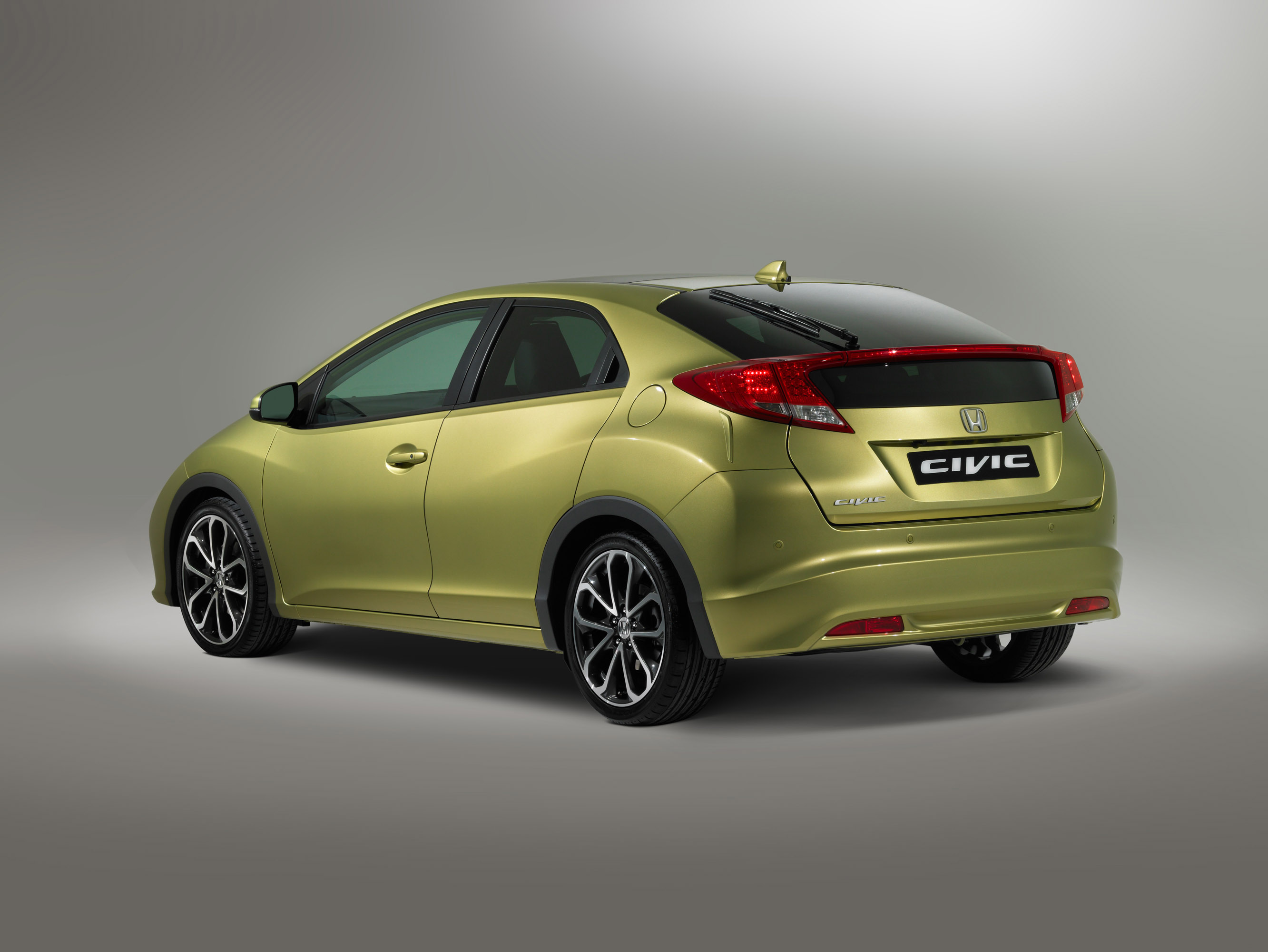 2012 Honda Civic  Official Pictures