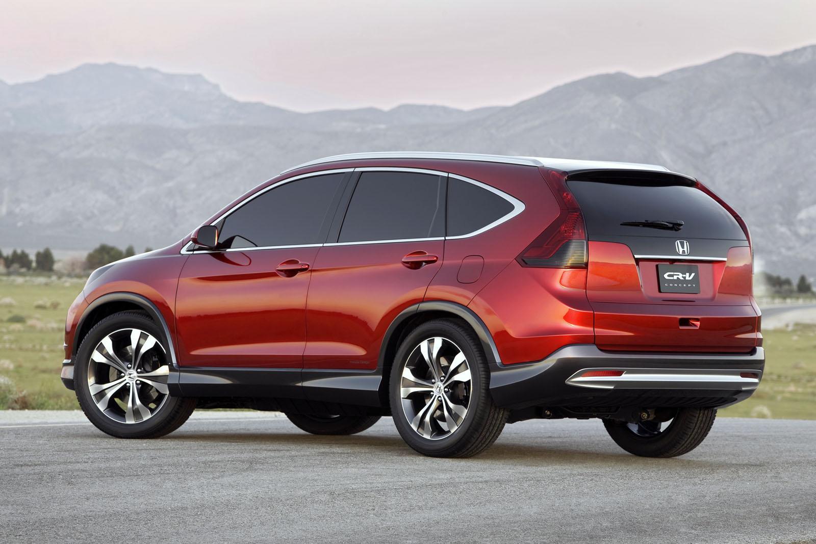 Face Lift Cost >> 2012 Honda CR-V Concept