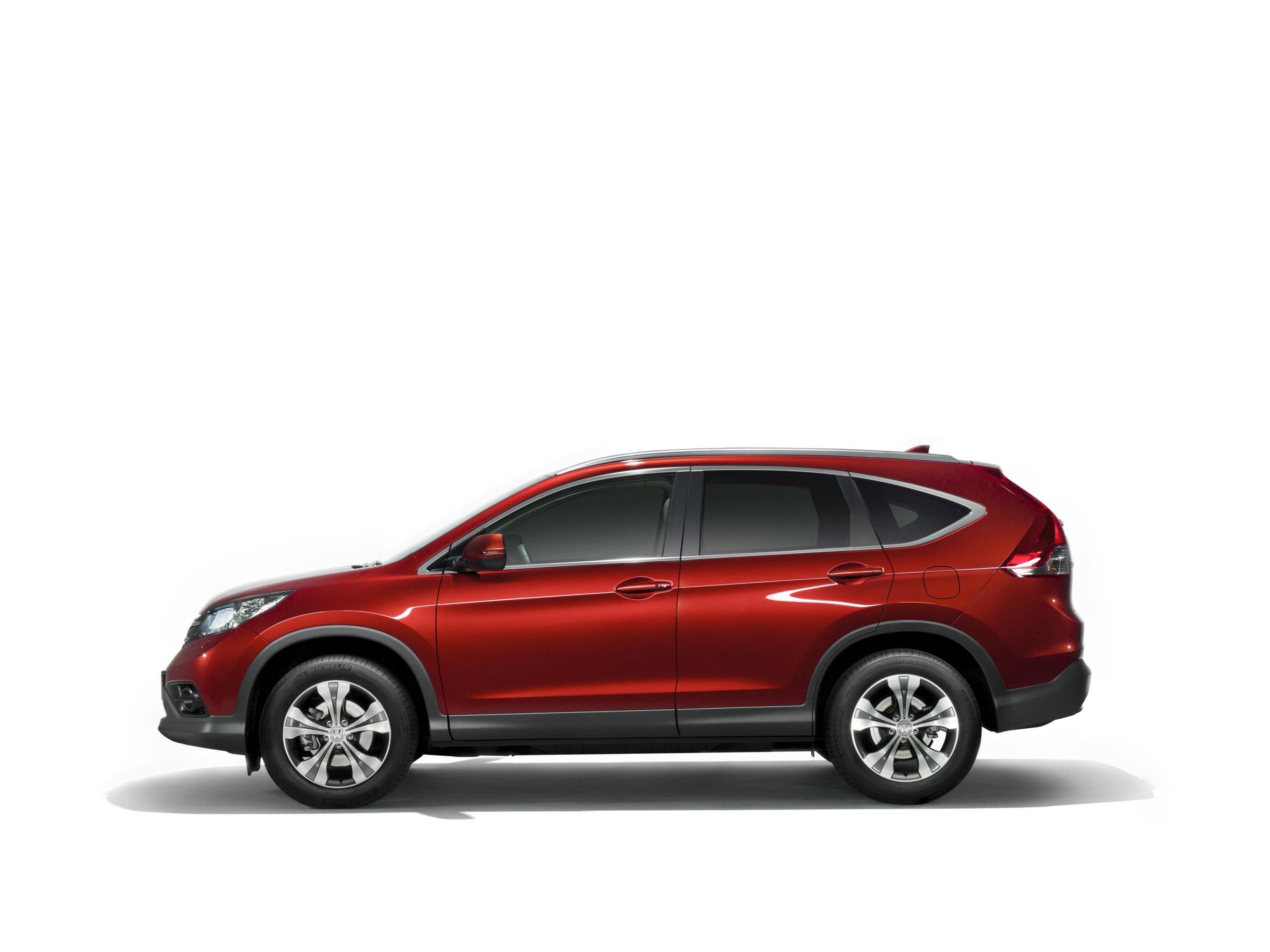 2012 Honda CR-V Facelift [VIDEO]