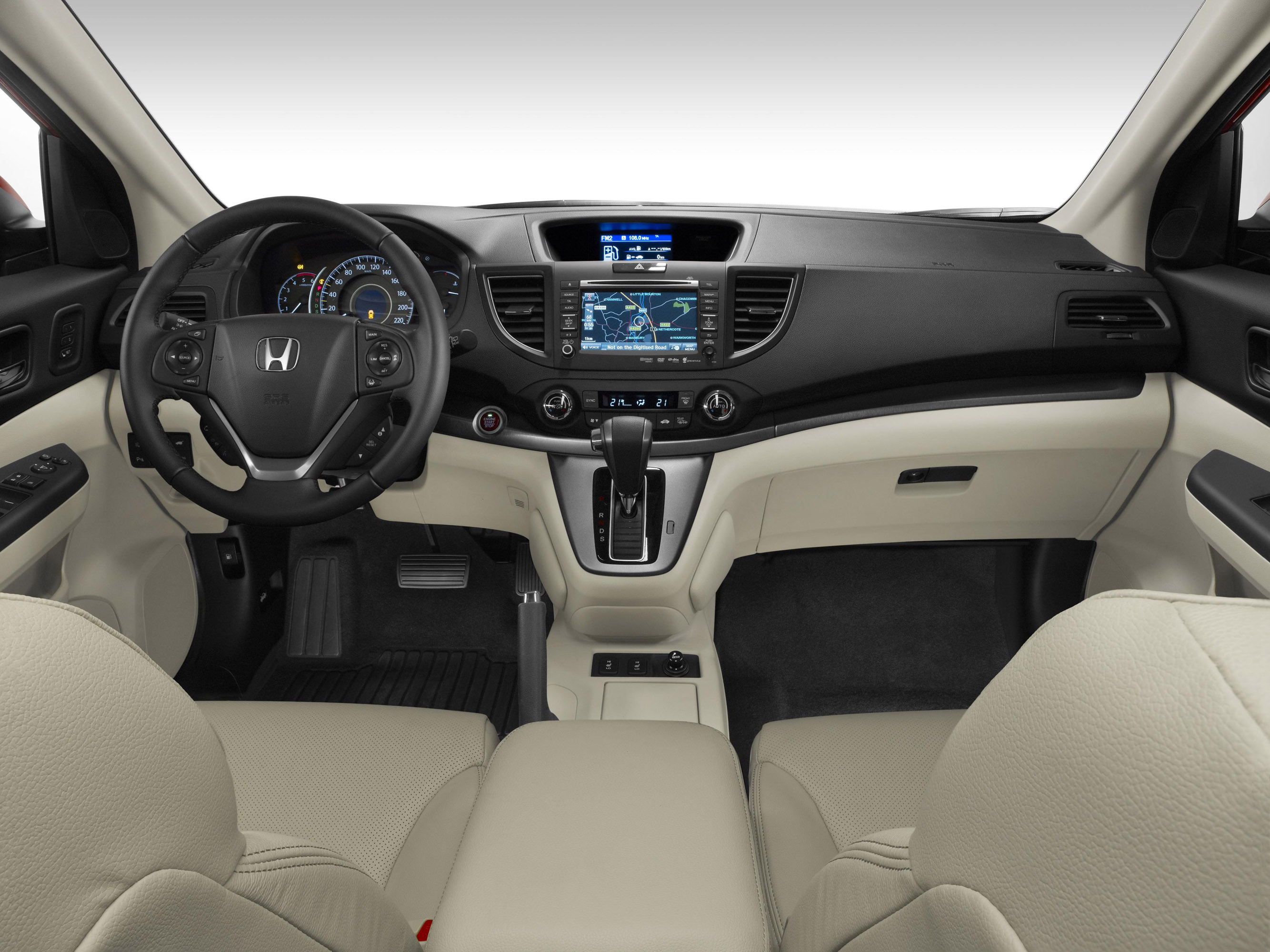 2012 Honda Cr V Facelift Picture 71403