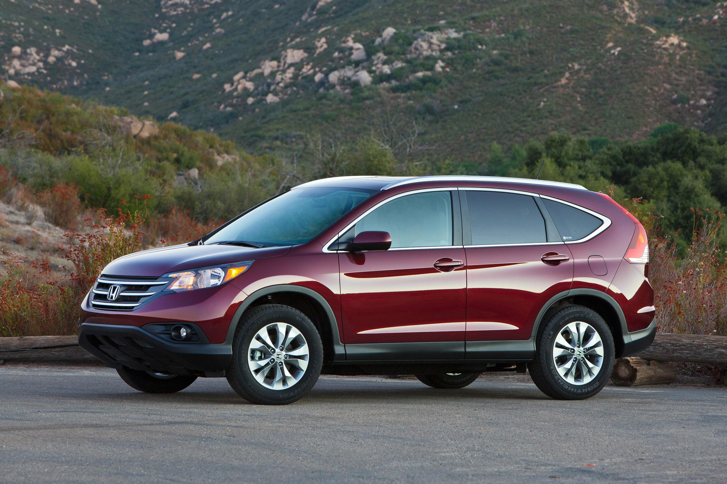 2012 Honda Cr V
