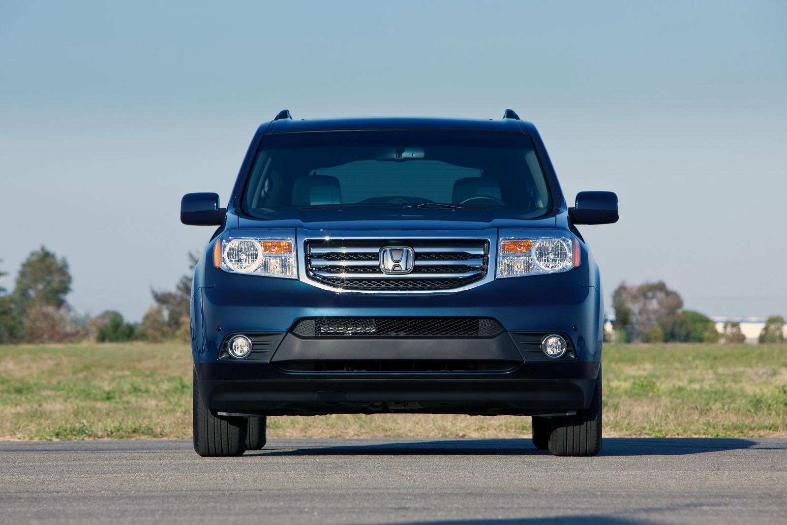2012 Honda Pilot Price - $28 470