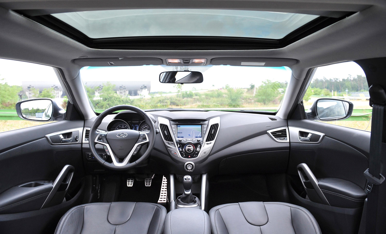2012 Hyundai Veloster Coupe