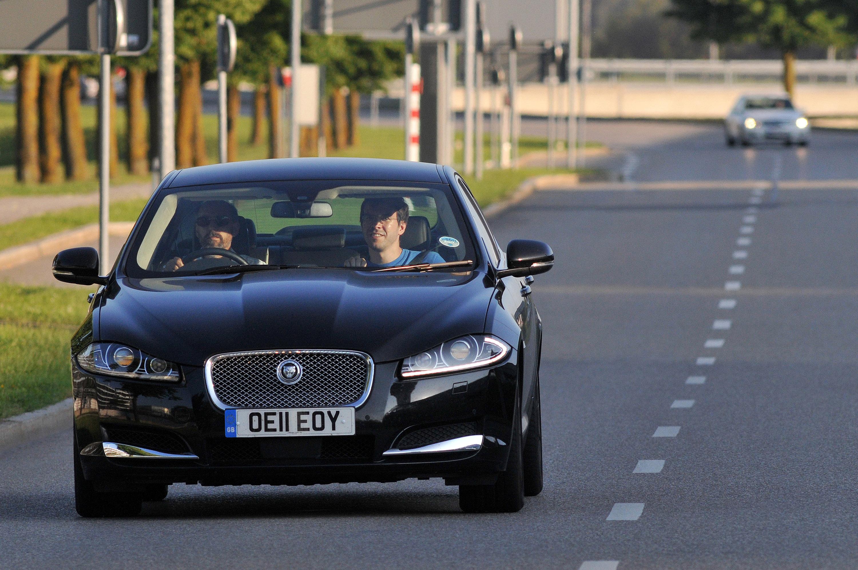 Jaguar XF Diesel - 2012 jaguar xfr review