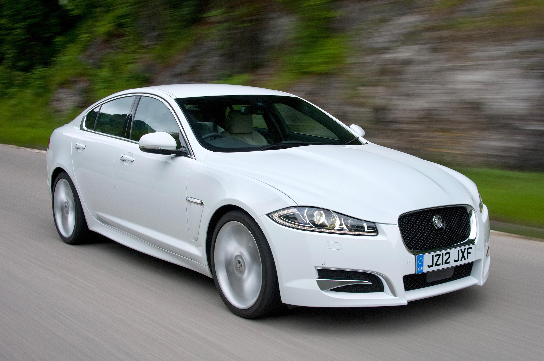 2012 Jaguar XF SE Business And Sport