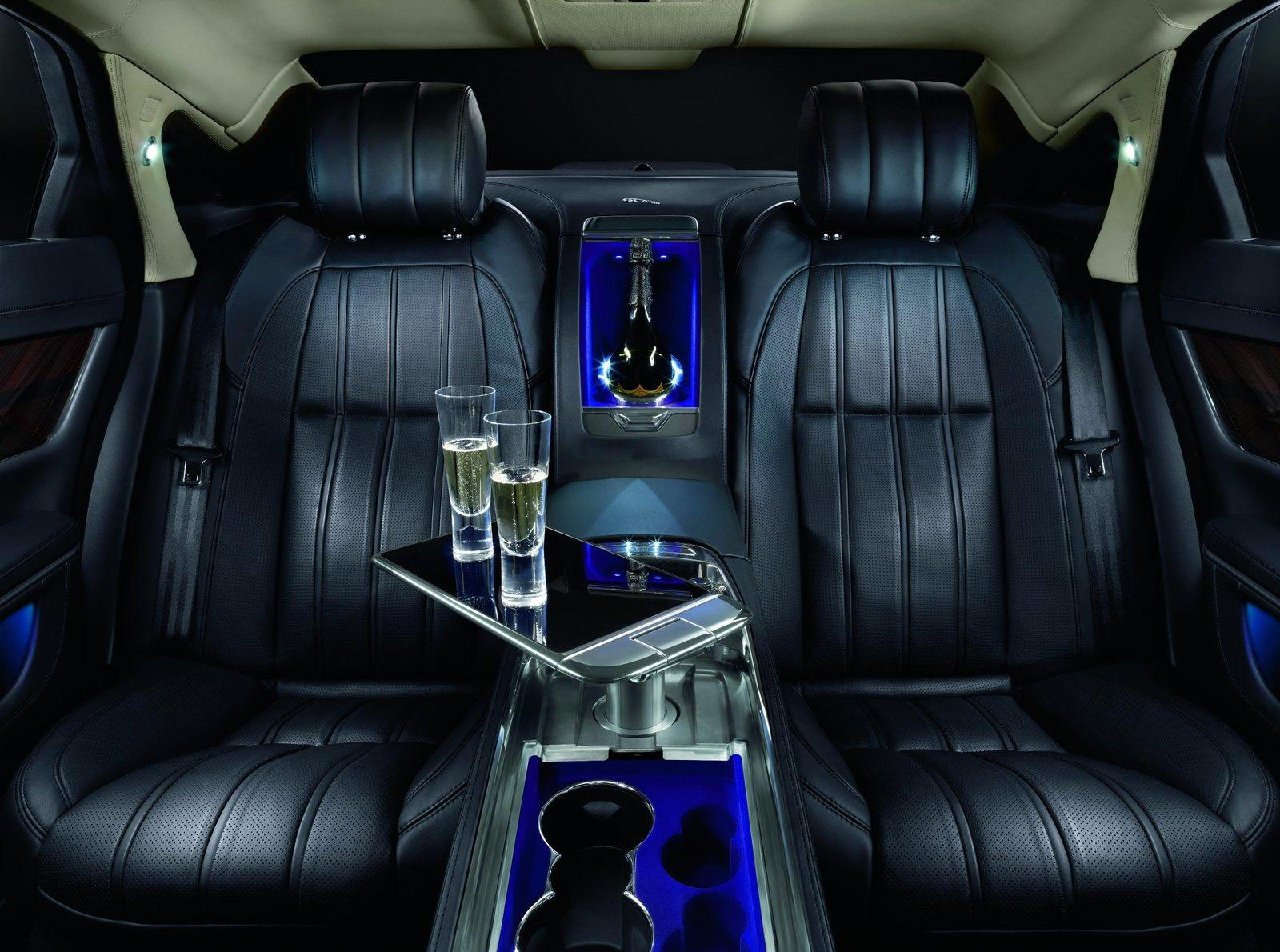 2012 Jaguar Xj Ultimate Picture 68441