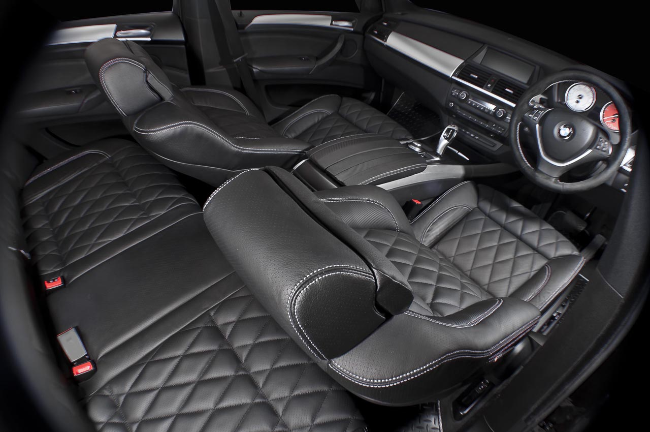 2012 Kahn BMW X5 5S 3 OD Offers Luxury Interior And Sportier Ride
