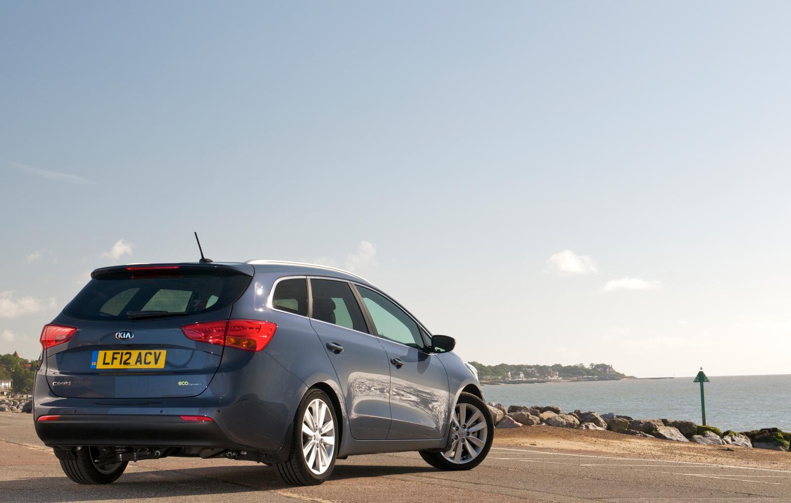 2012 Kia Cee'd Sportswagon – UK Price £16,895
