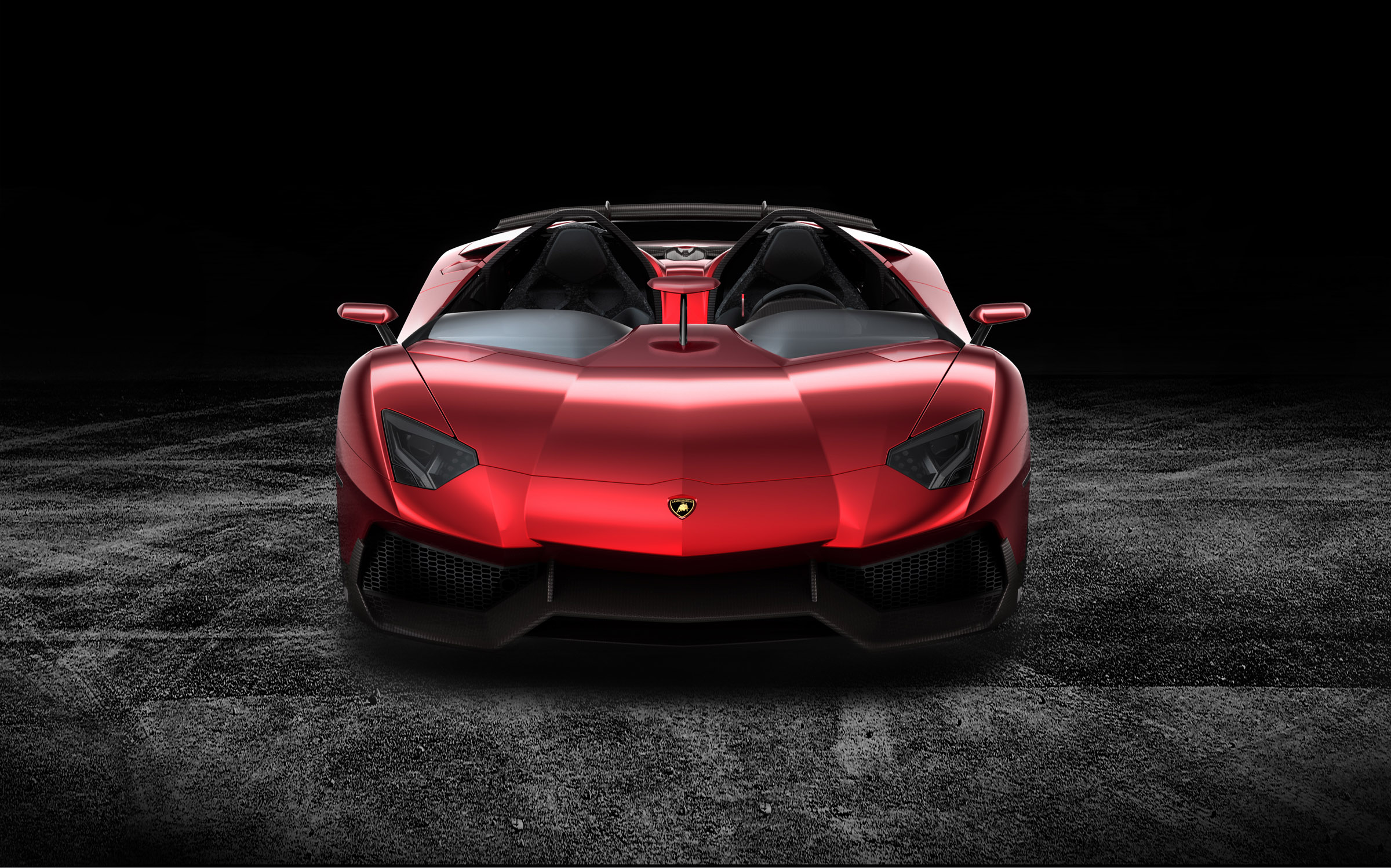 Lamborghini Aventador J Revealed