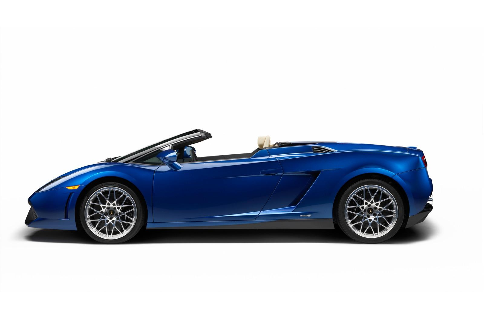 ... 2012 Lamborghini Gallardo LP550 2 Spyder, ...