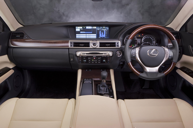 2012 Lexus GS 250 SE - Price £32 995