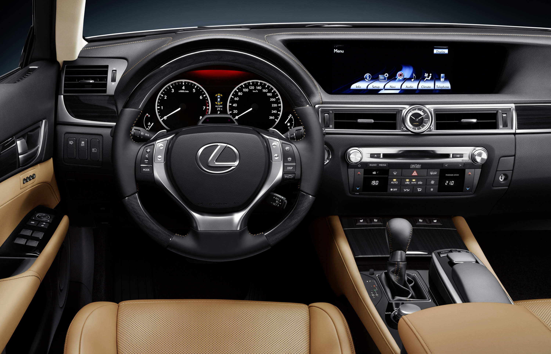 2012 lexus gs range - pricing