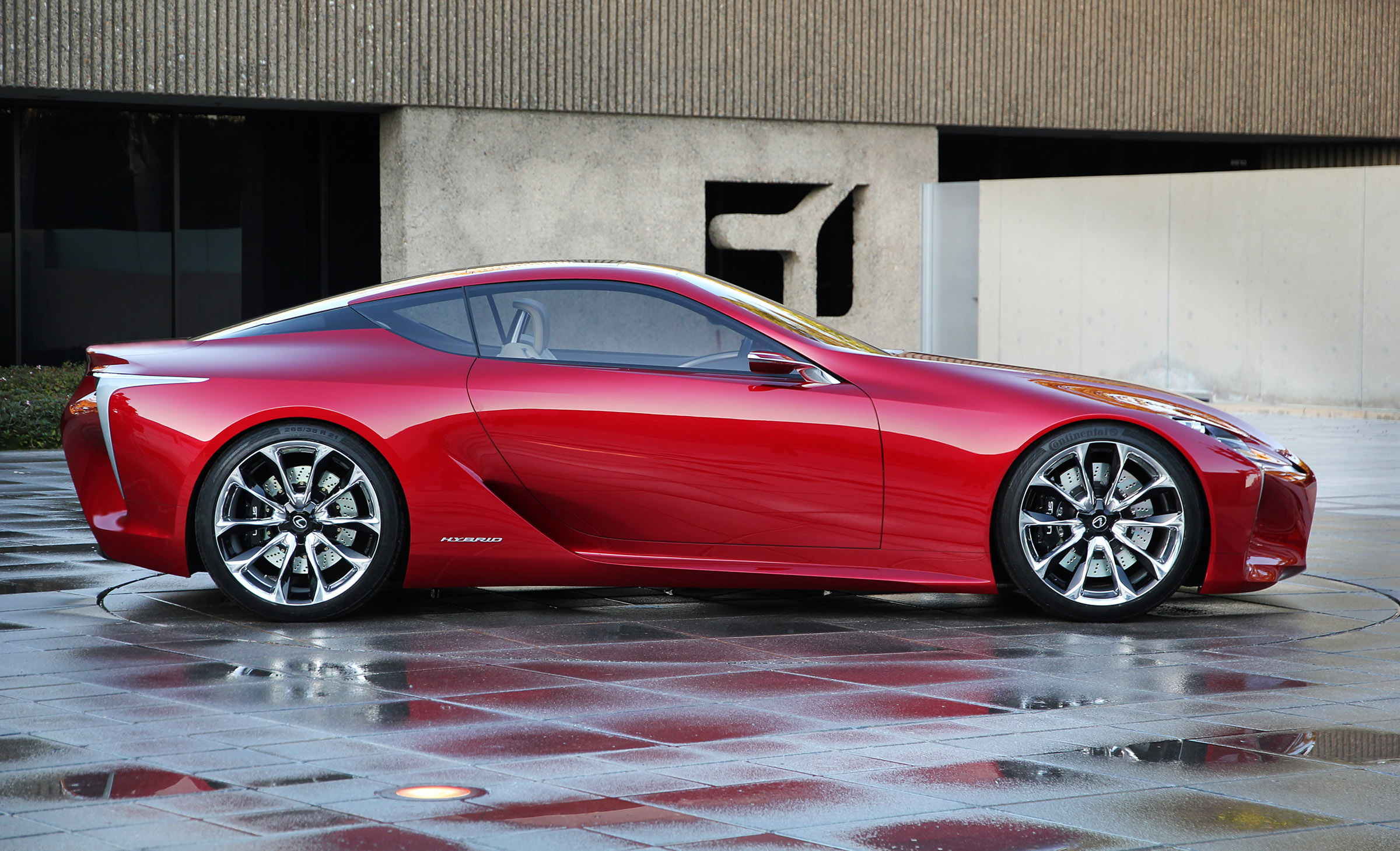 2012 lexus lf lc sport coupe concept picture 63148. Black Bedroom Furniture Sets. Home Design Ideas