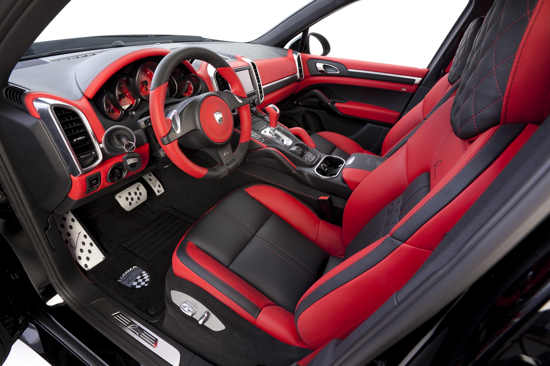 2012 lumma clr 558 gt porsche cayenne Porsche cayenne interior parts