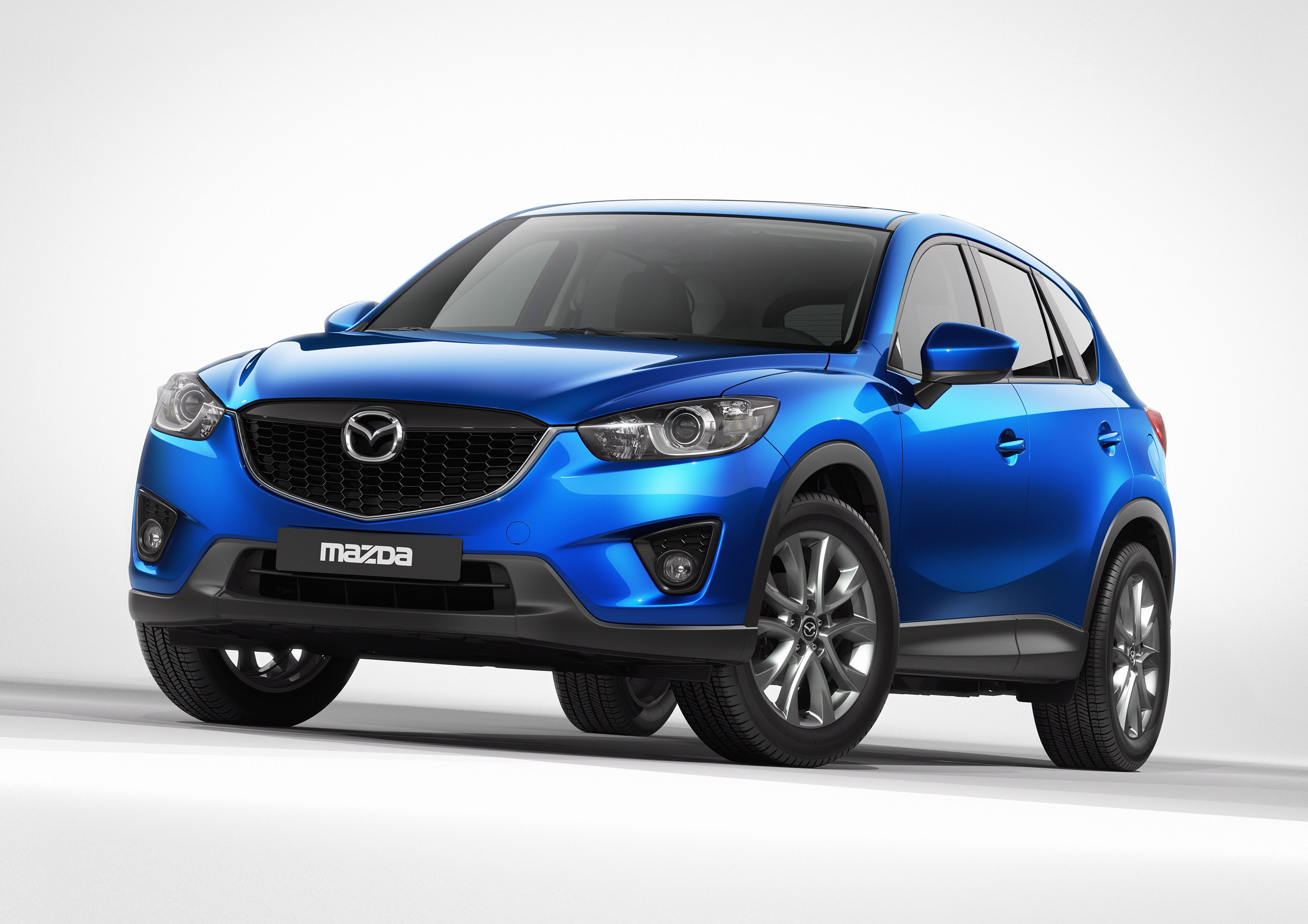 2012 mazda cx-5 at the frankfurt motor show