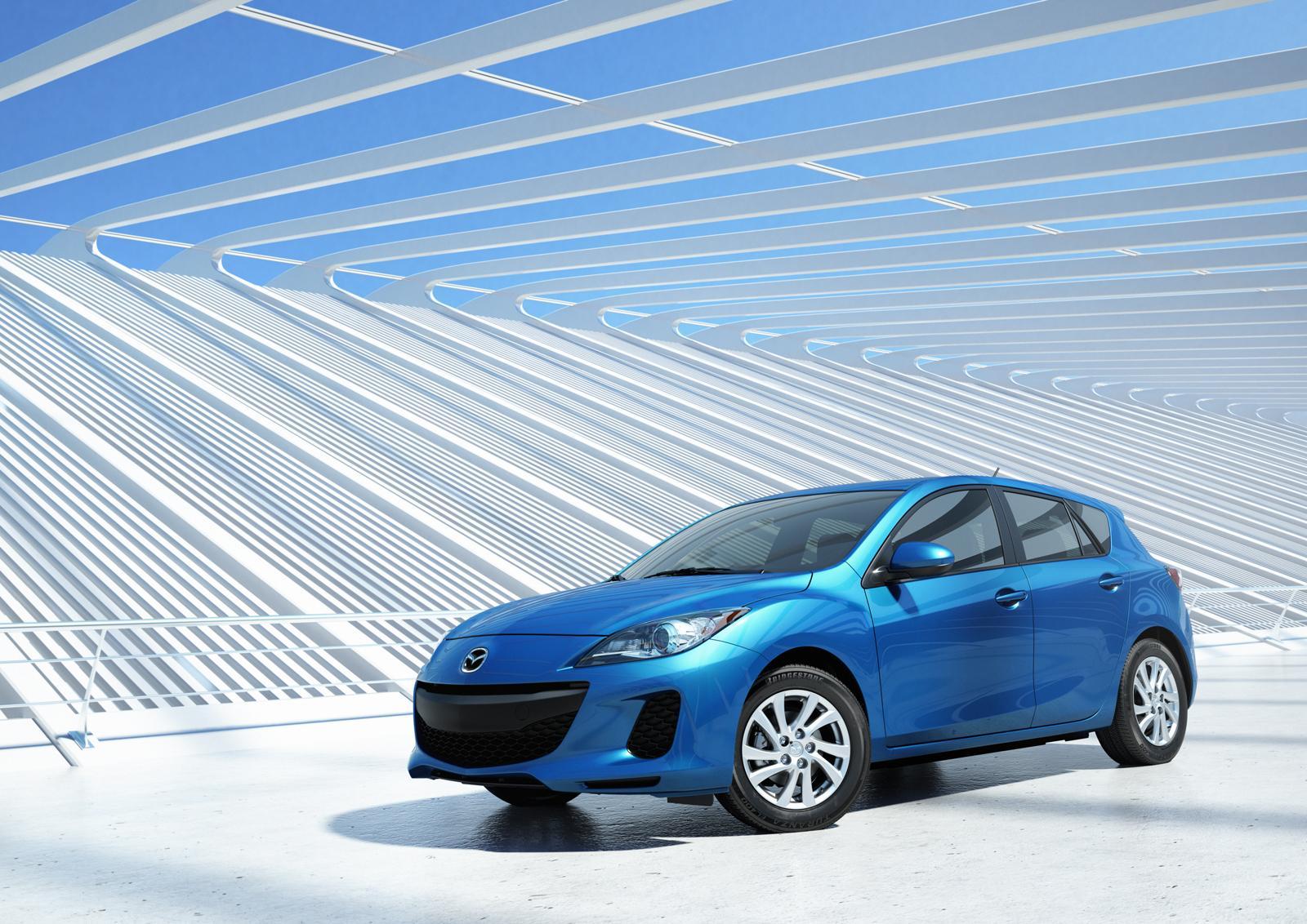 Amazing 2012 Mazda3