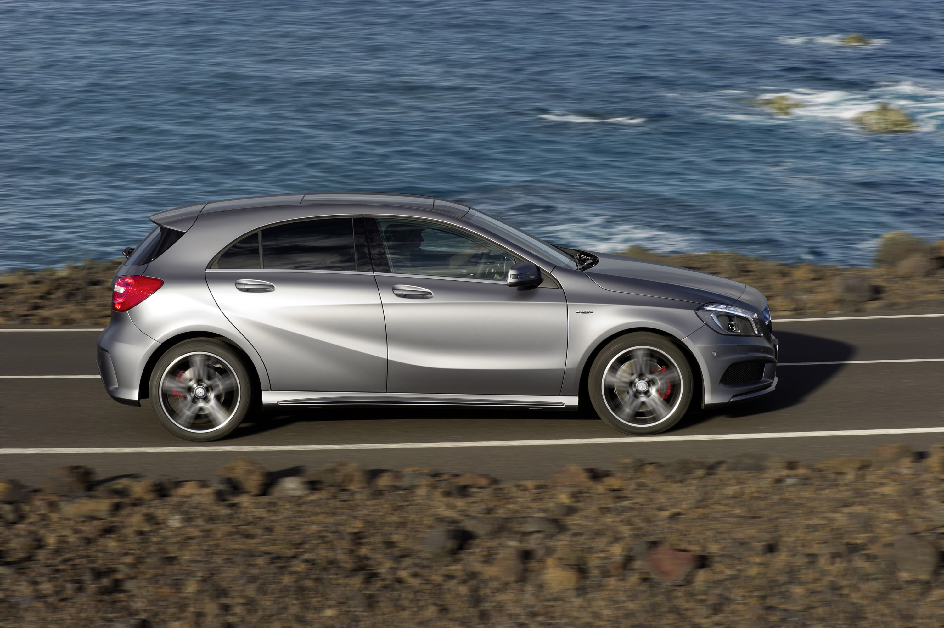 2012 mercedes benz a class with announced pricing for Mercedes benz price in usa
