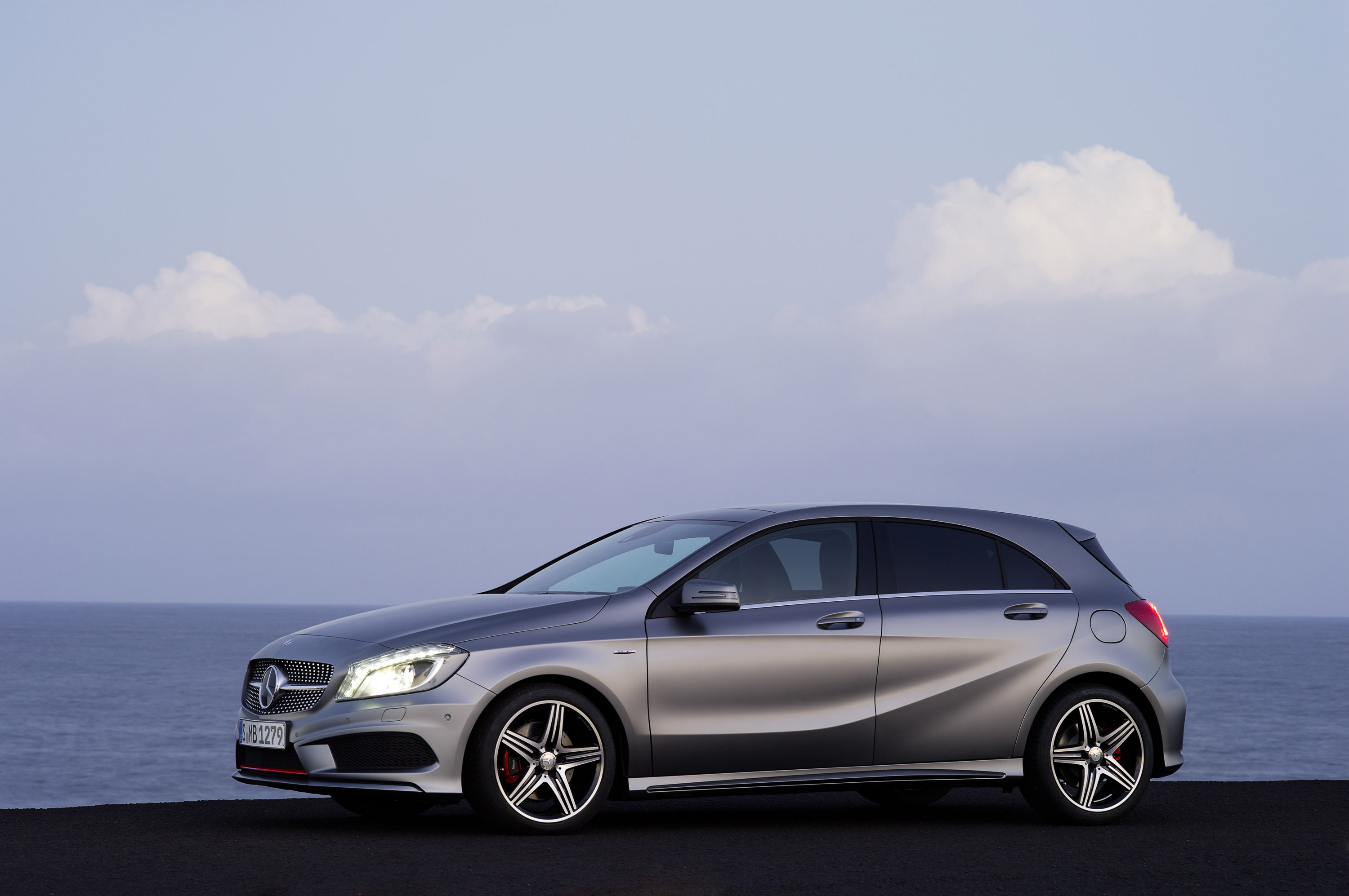 2012 mercedes benz a class with announced pricing for Mercedes benz s class 2012 price