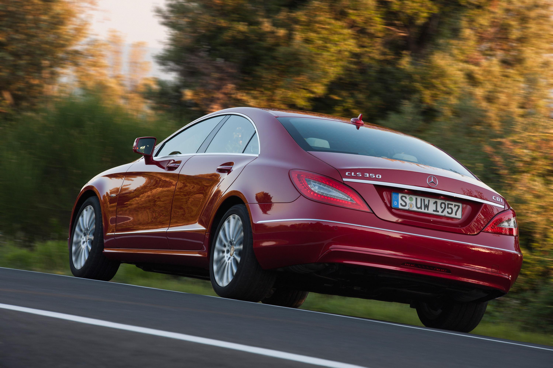 2012 Mercedes-Benz CLS sales start