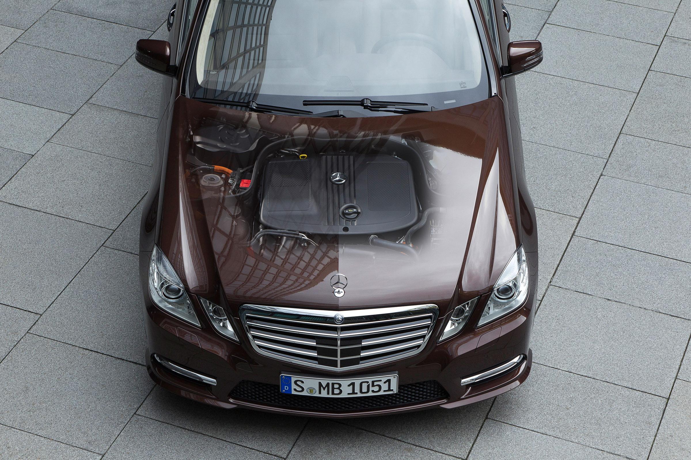 2012 Mercedes-Benz E 300 BlueTEC HYBRID - Picture 62391