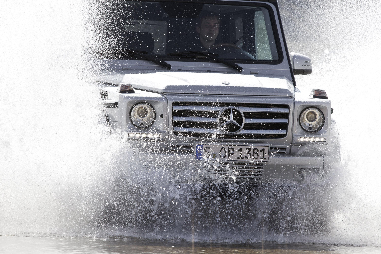 2012 Mercedes-Benz G-Class UK Price - £82 945