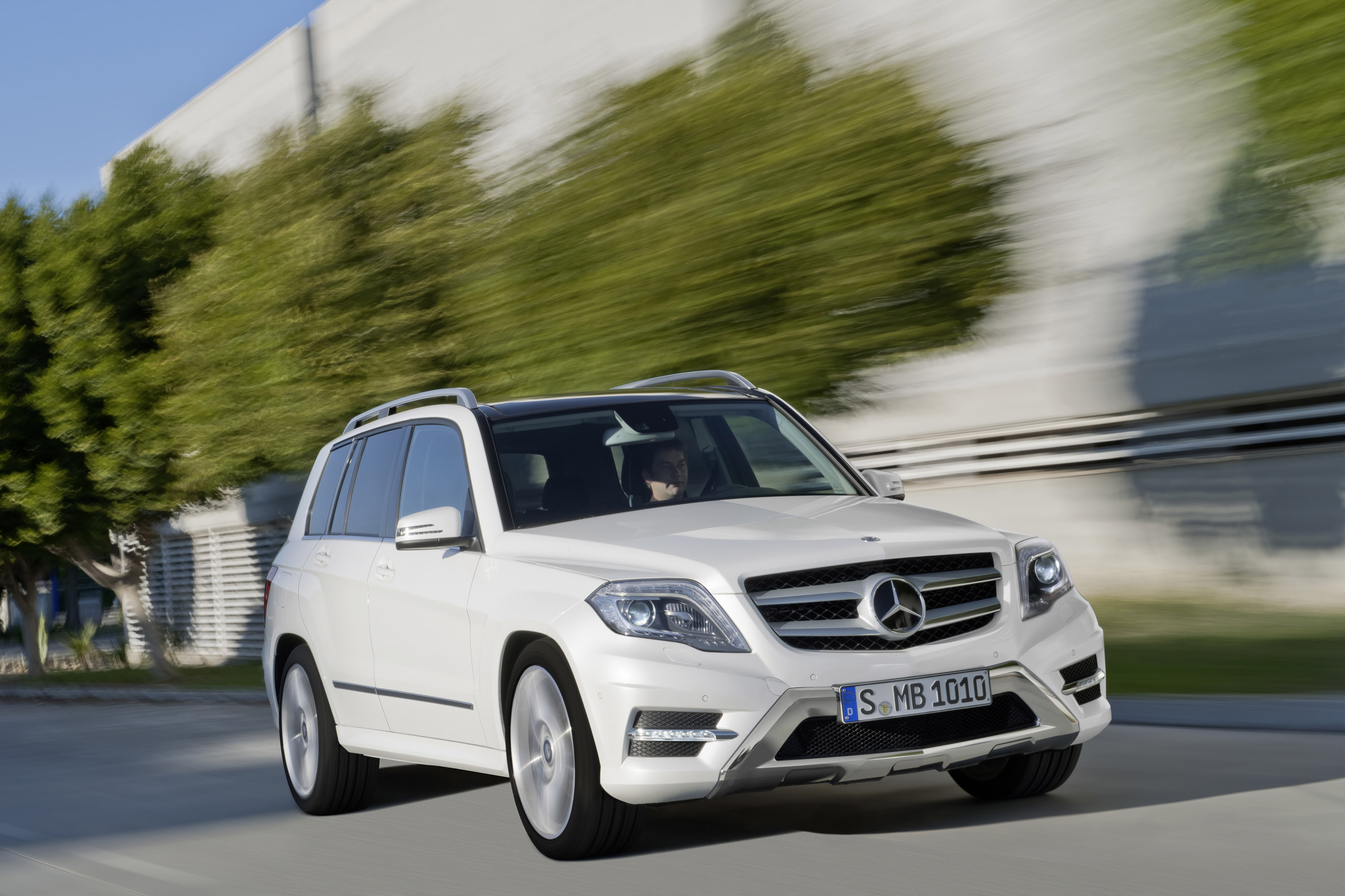 2012 mercedes benz glk pricing announced for Mercedes benz glk price