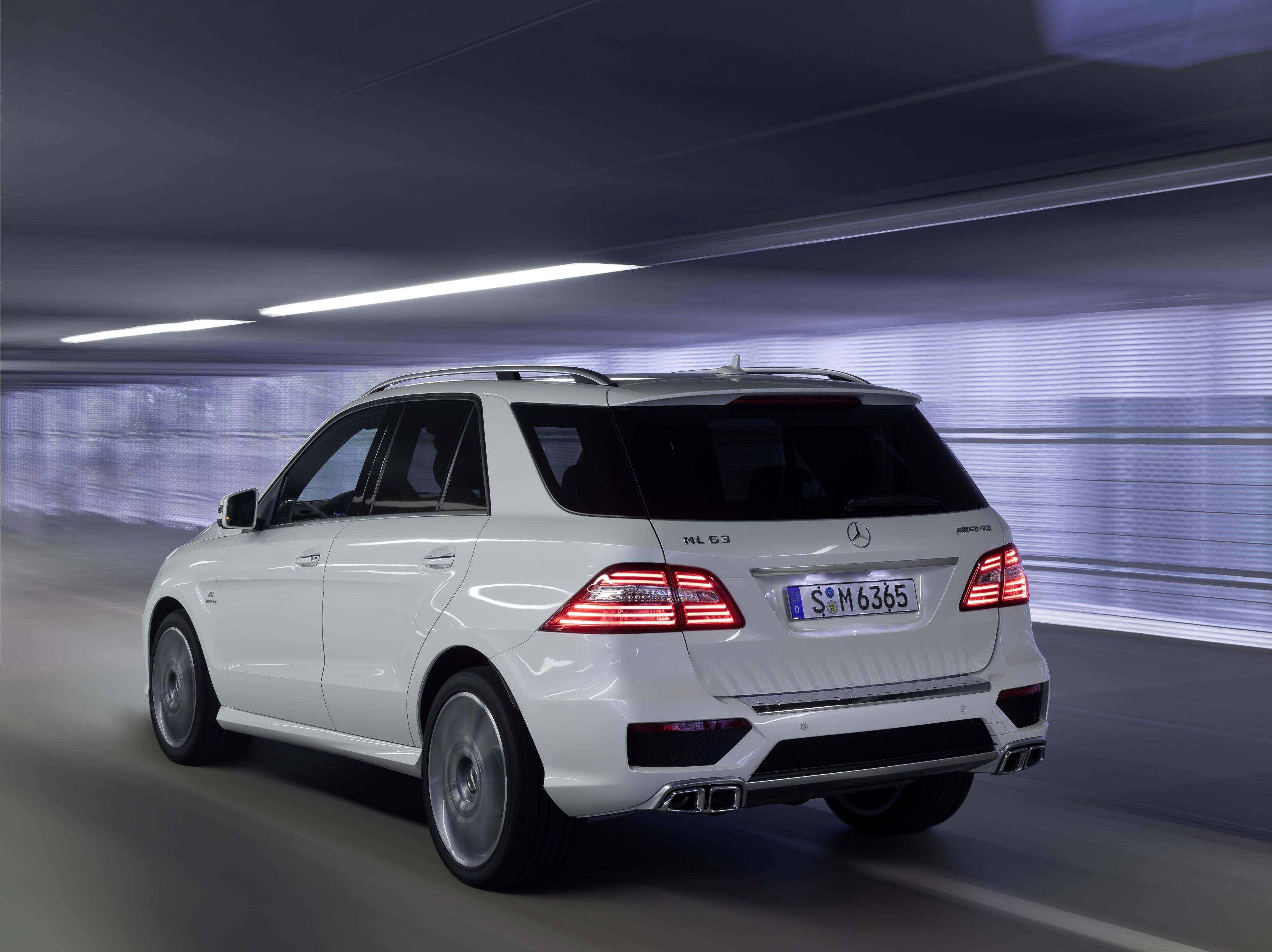 2012 Mercedes Ml 63 Amg Price 108 885