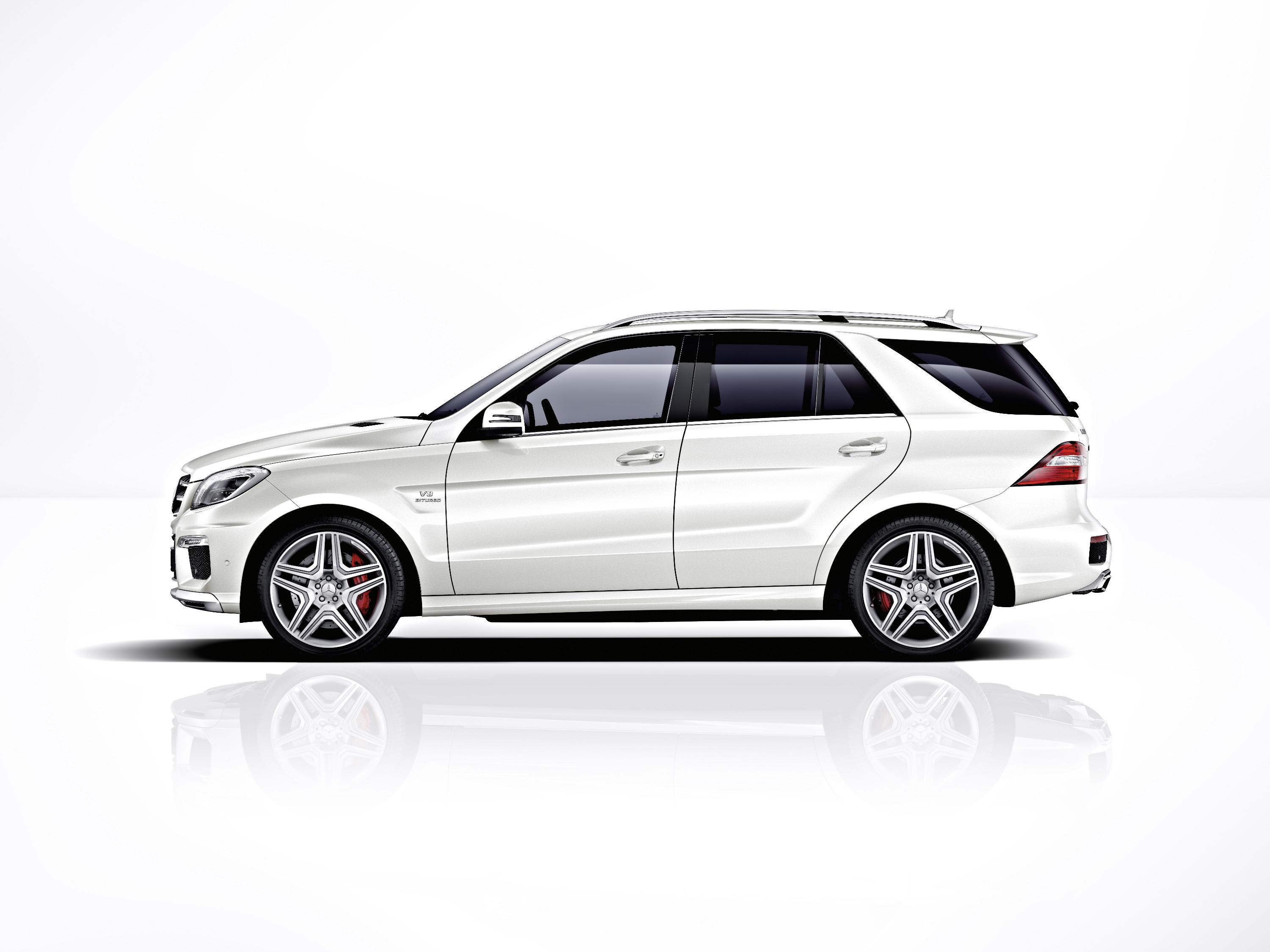 2012 mercedes ml 63 amg price 108 885 for Mercedes benz ml price