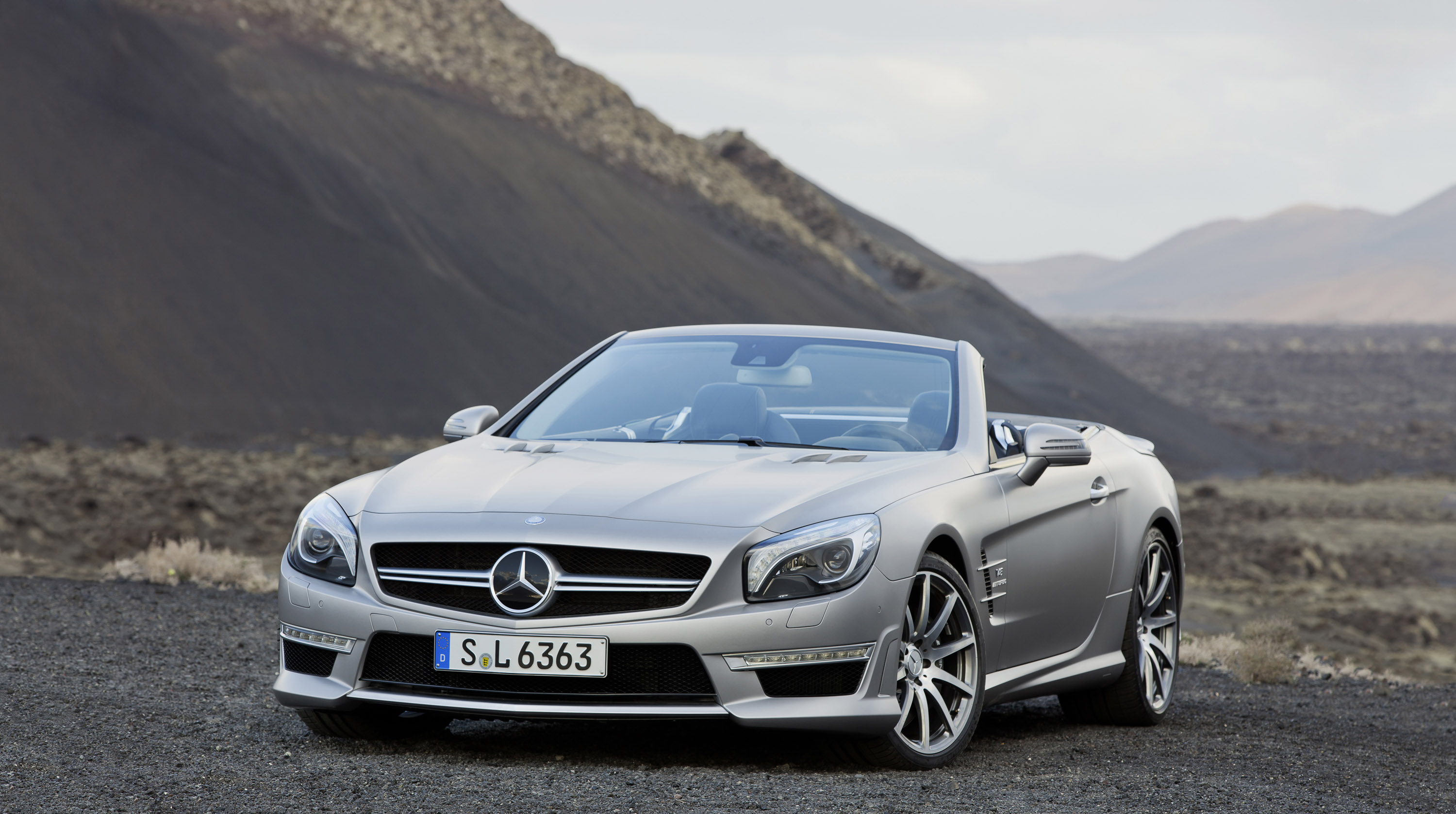 2012 mercedes benz sl63 amg hd video for Mercedes benz amg 6 3