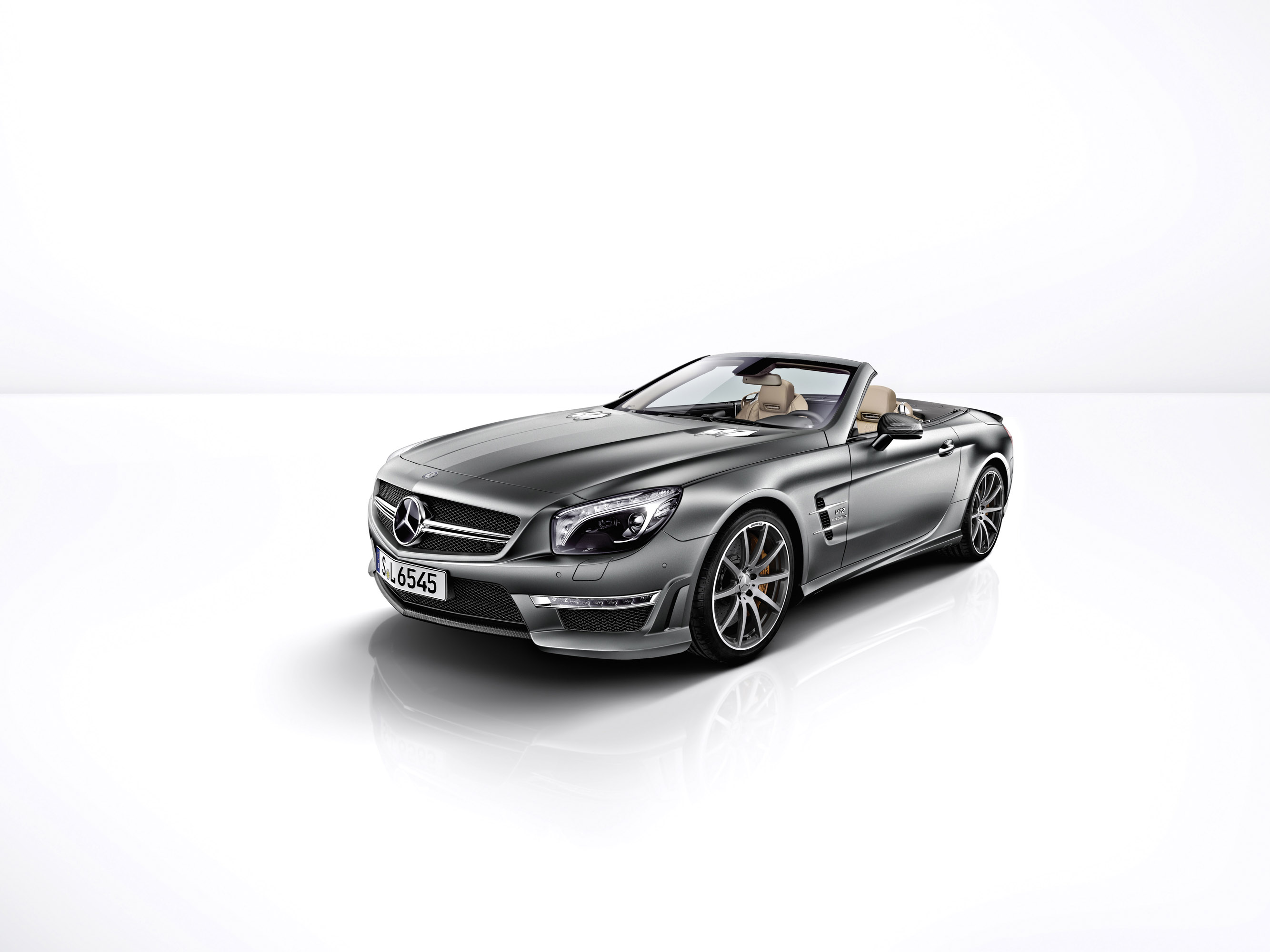 2012 mercedes benz sl 65 amg 45th anniversary edition for 2012 mercedes benz sl550