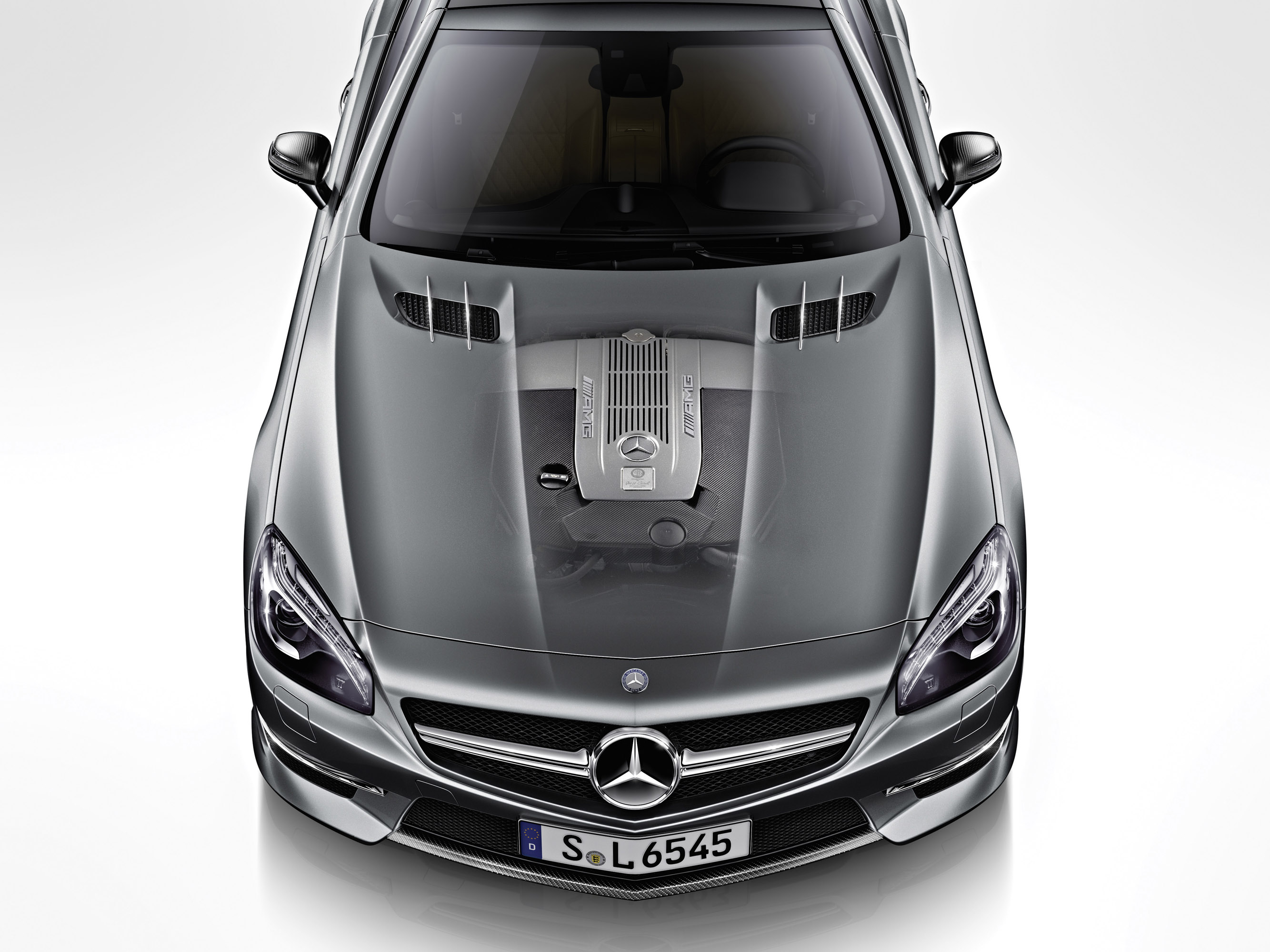 2012 Mercedes Benz Sl 65 Amg 45th Anniversary Edition