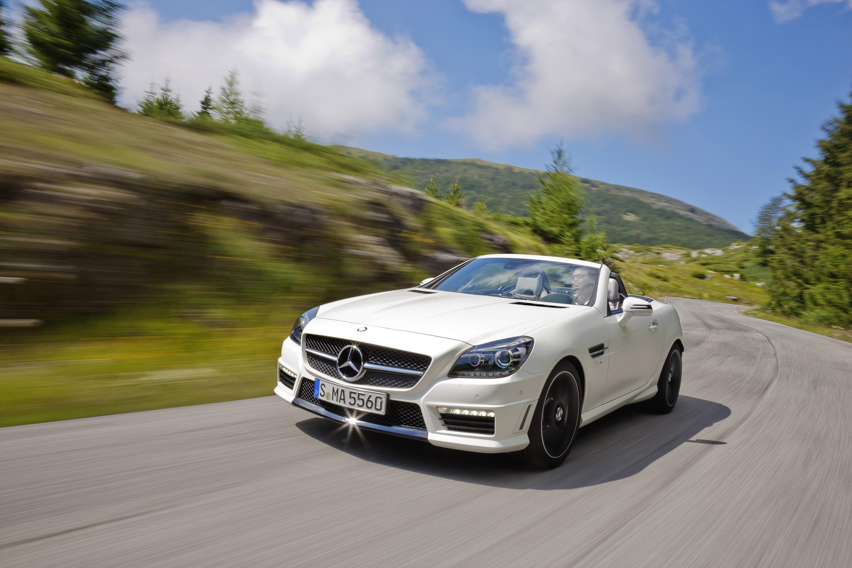Mercedes Slk  Review Car And Driver