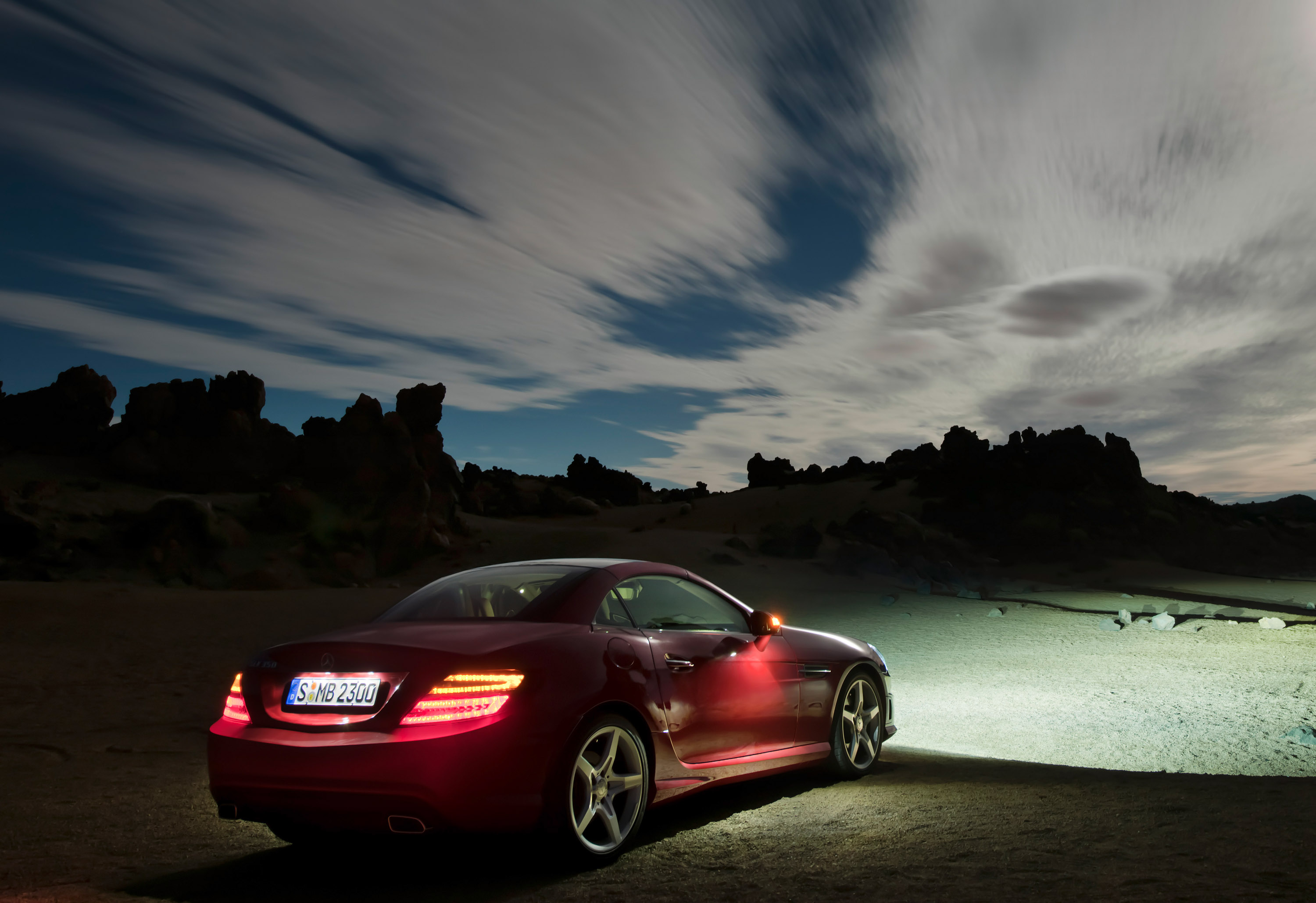 2012 Mercedes-Benz SLK Roadster - Picture 47348