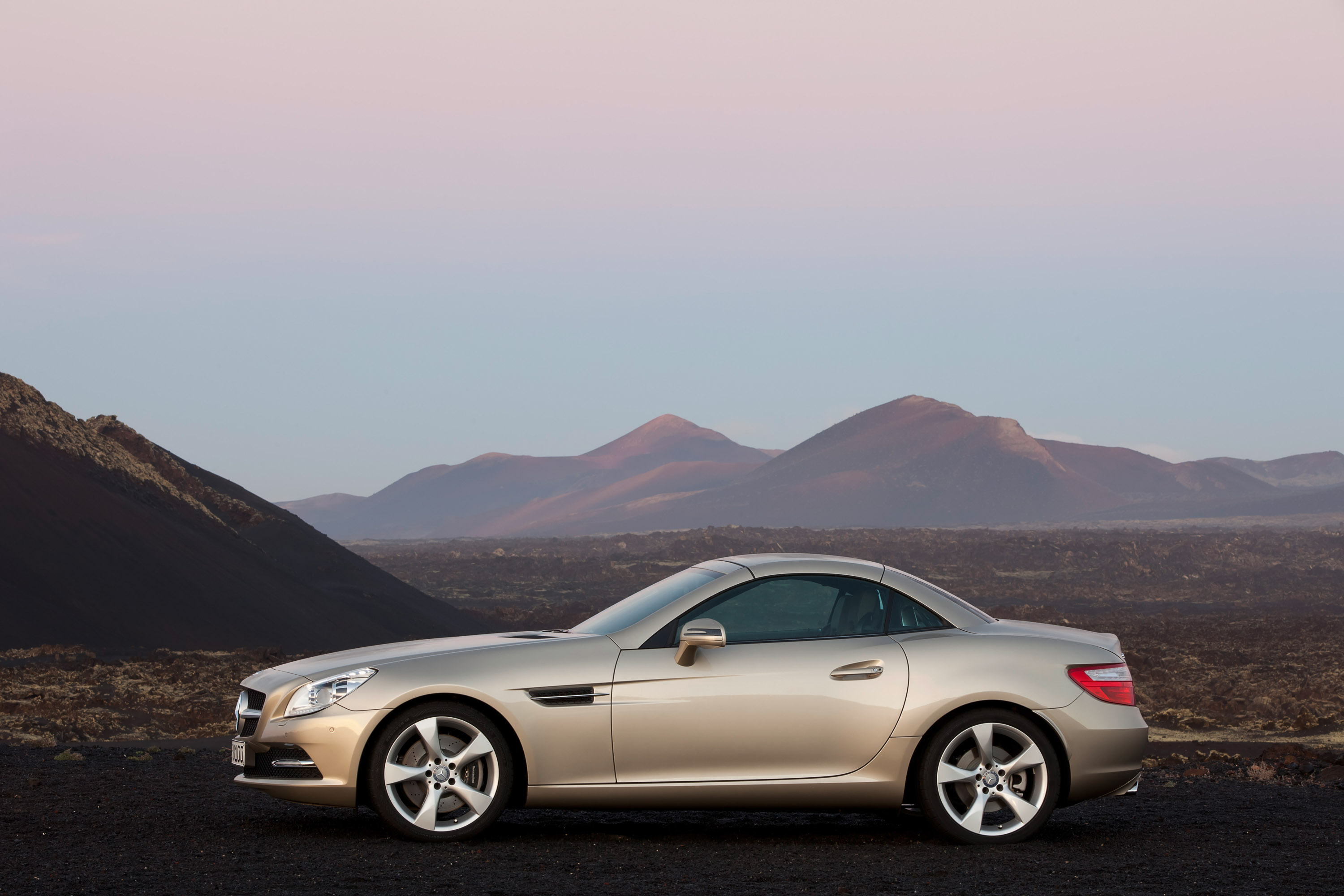 2012 Mercedes Benz Slk Roadster Picture 47357