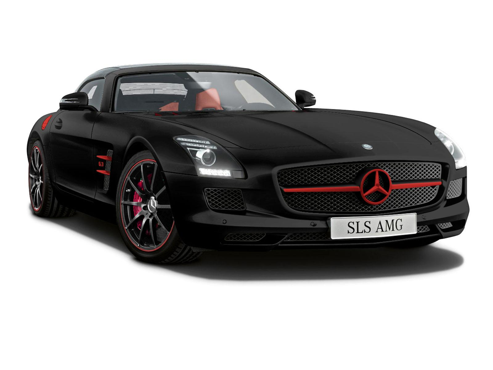 2012 mercedes benz sls amg matt limited edition. Cars Review. Best American Auto & Cars Review